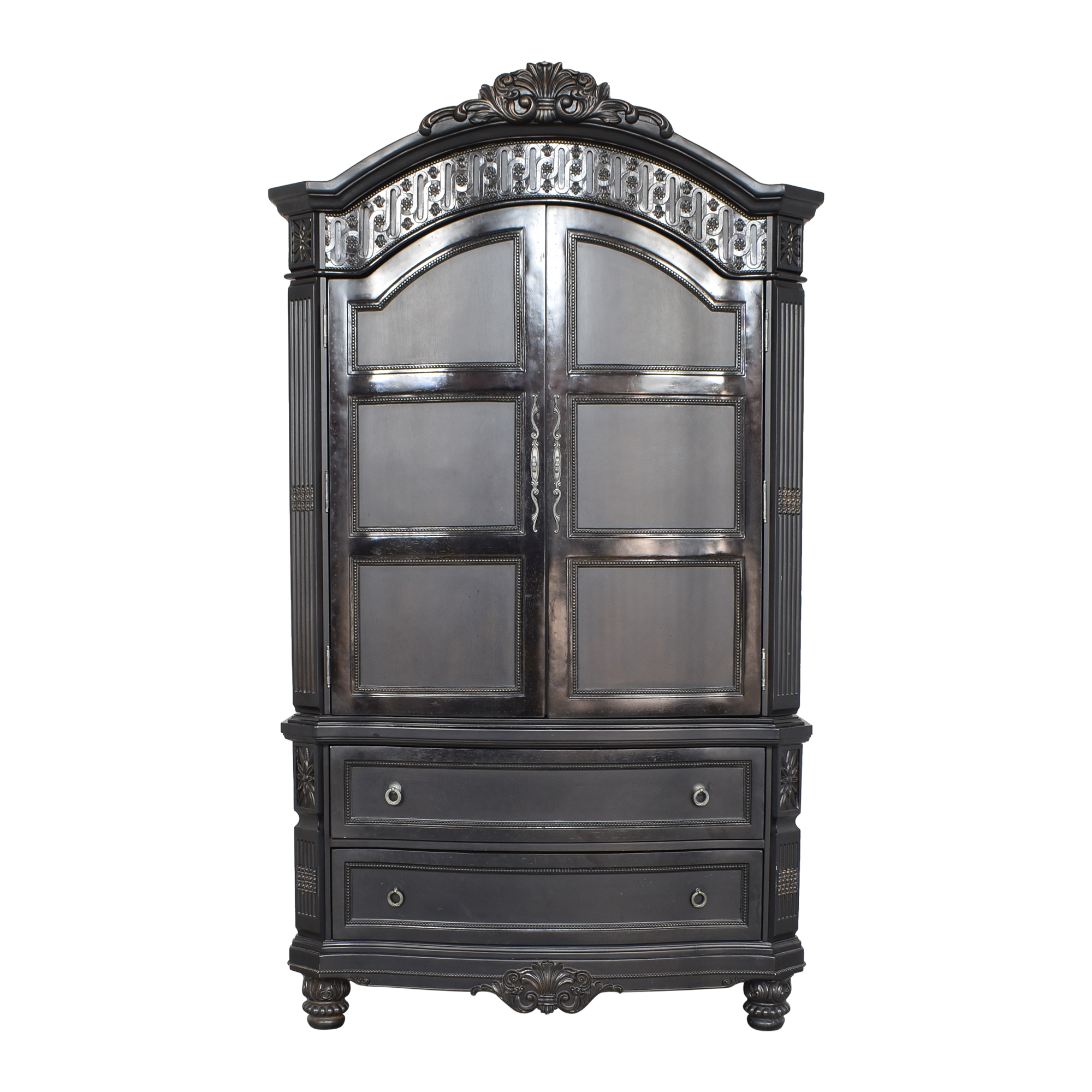 Two Drawer Armoire sale