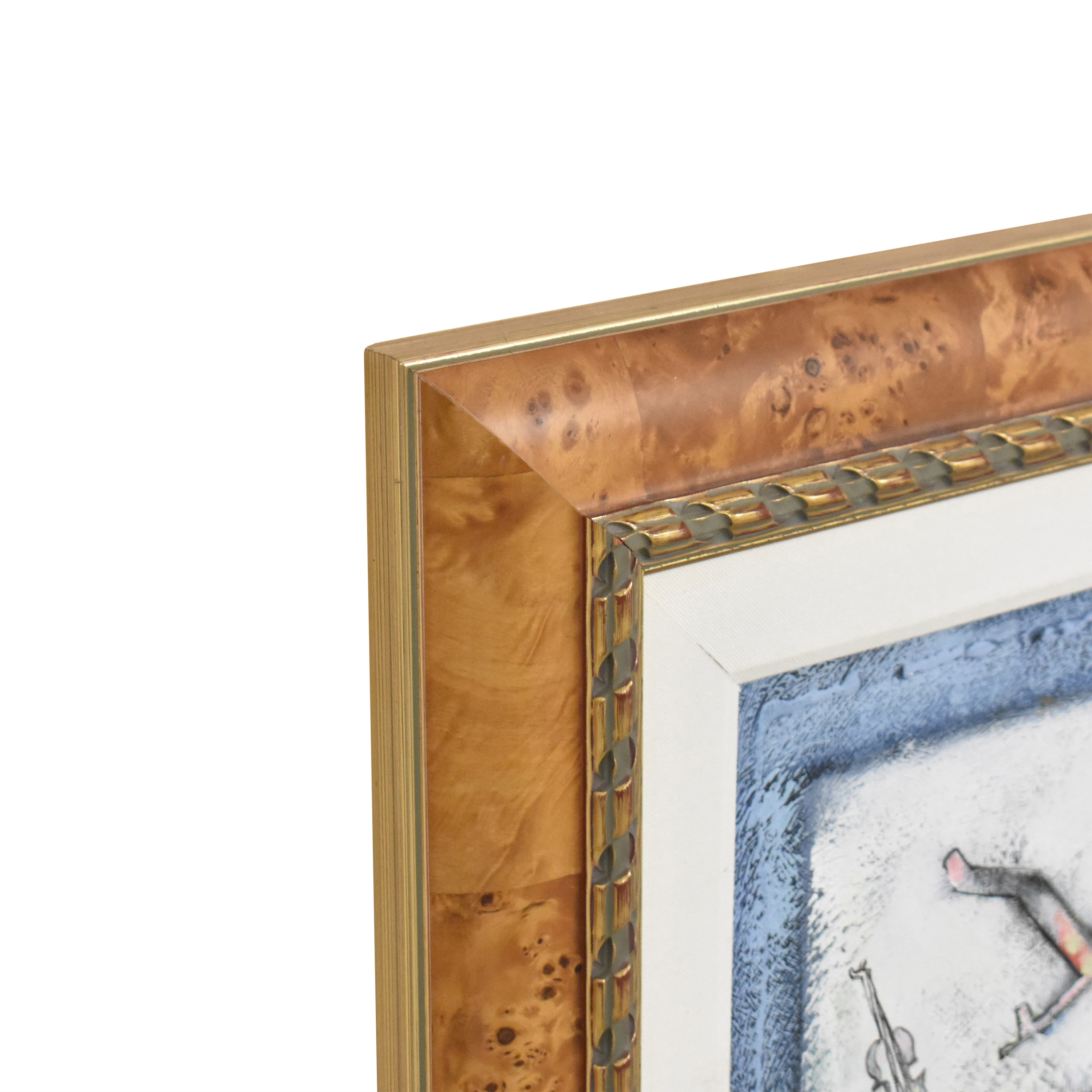 Framed Wall Art Painting on sale
