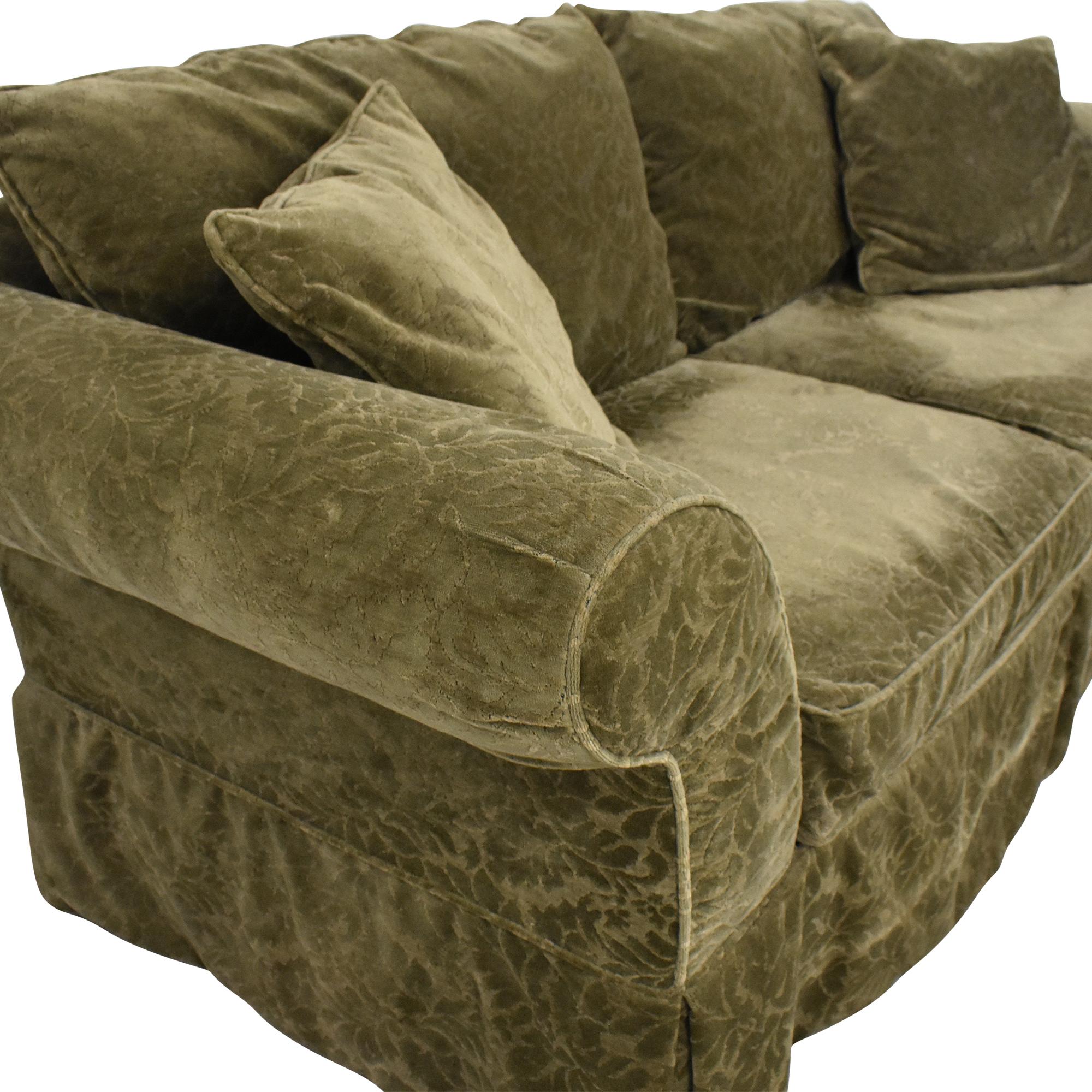 buy Door Store Two Cushion Sofa Door Store