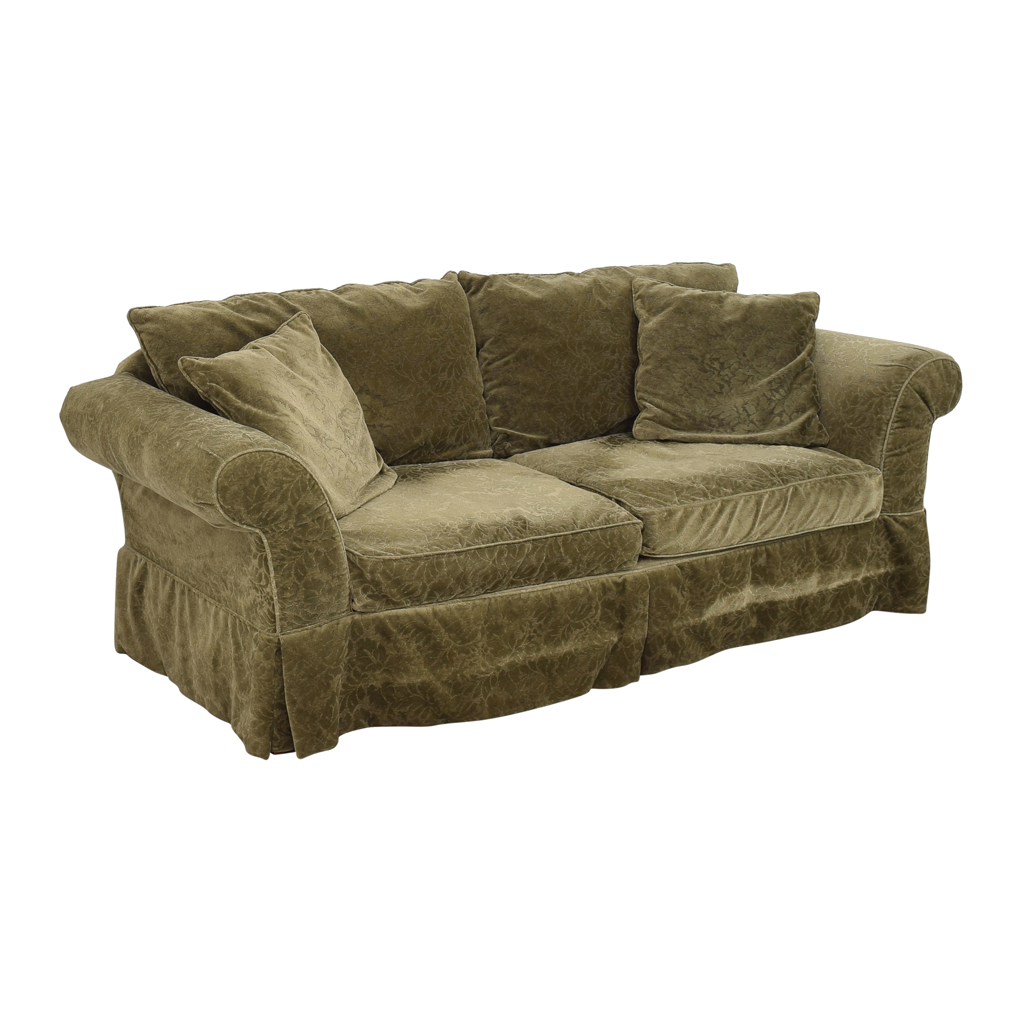 Door Store Door Store Two Cushion Sofa on sale