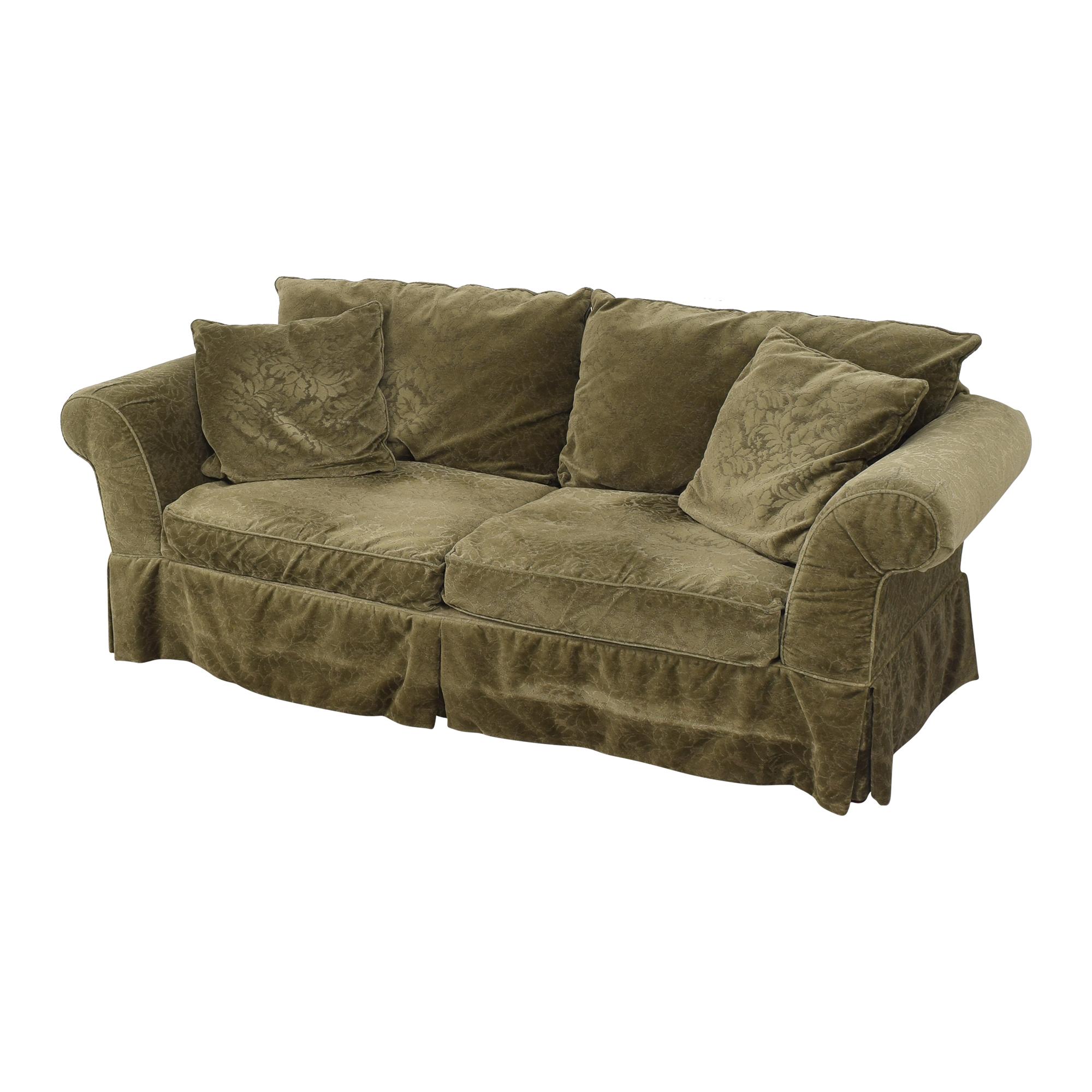 Door Store Door Store Two Cushion Sofa pa