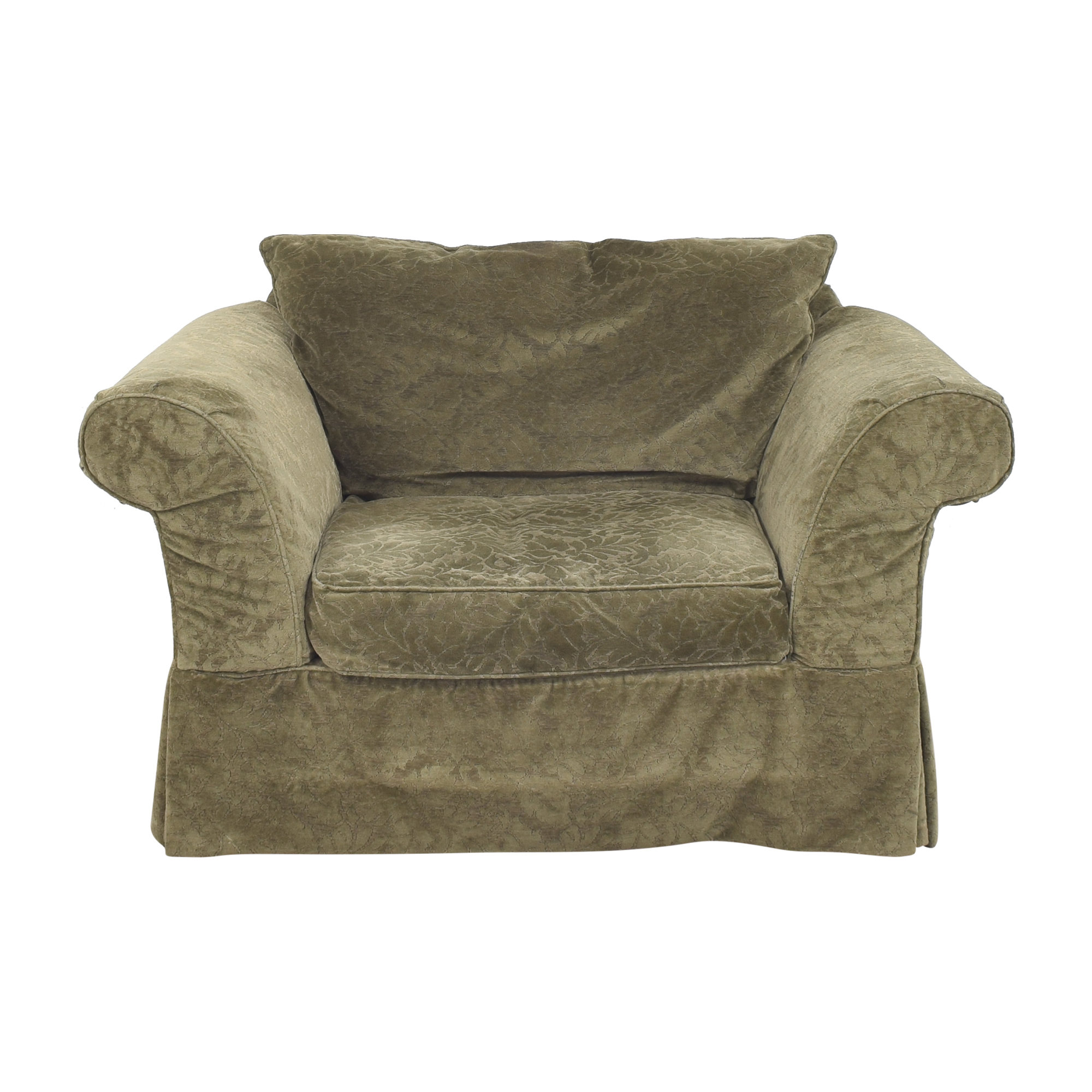 shop Southern Furniture of Conover Chair and a Half Southern Furniture of Conover Accent Chairs