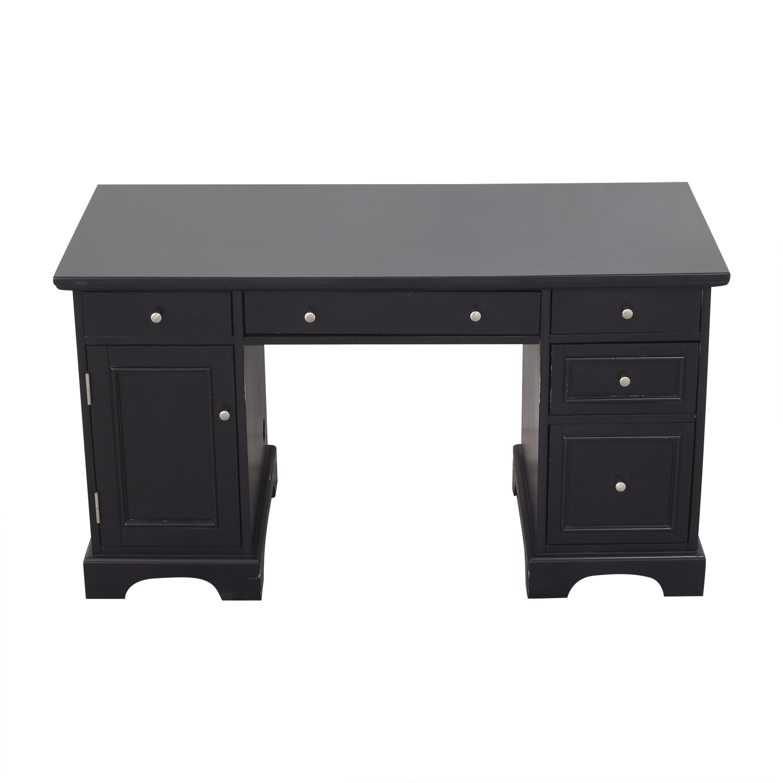 Home Styles Bedford Pedestal Desk sale