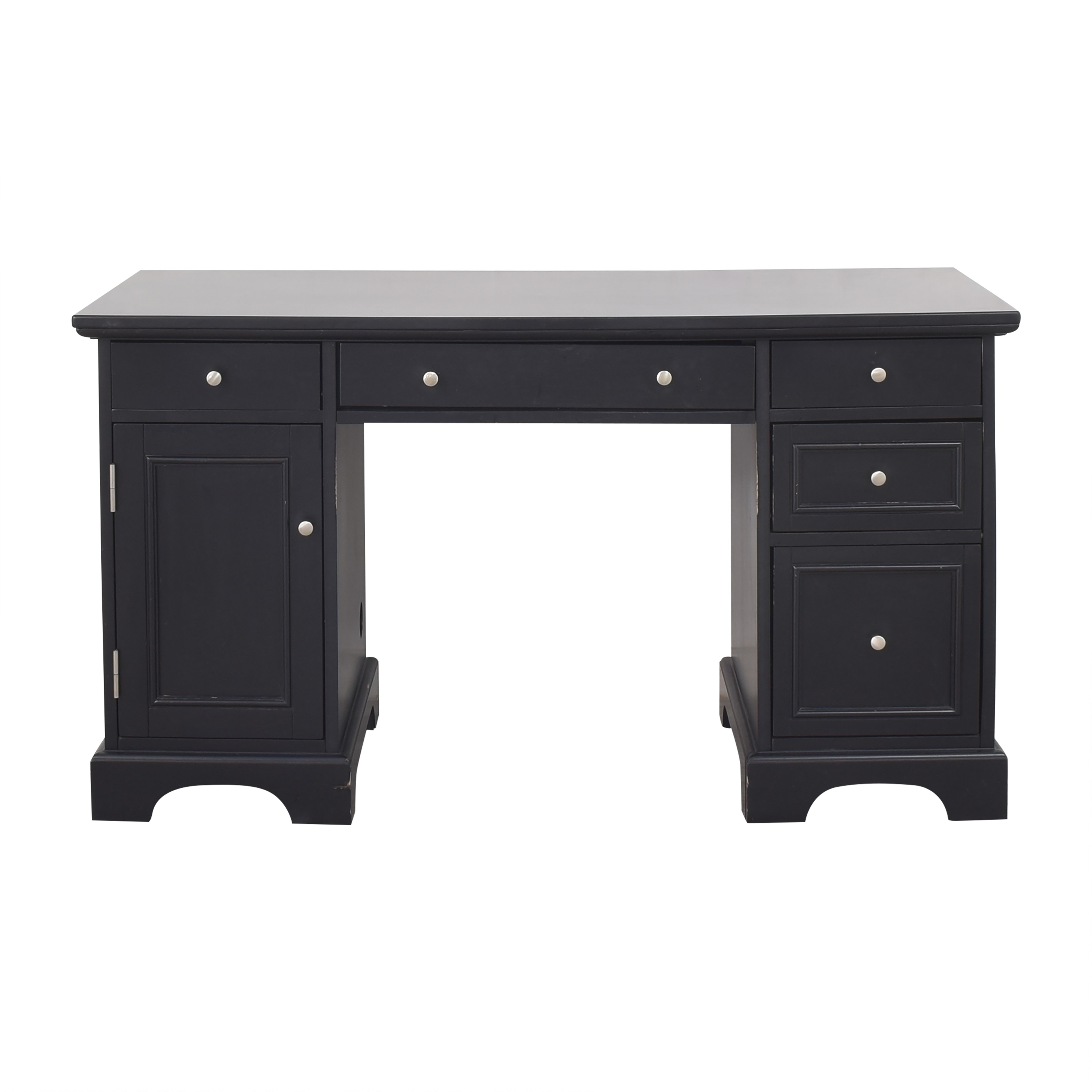 Home Styles Home Styles Bedford Pedestal Desk ct