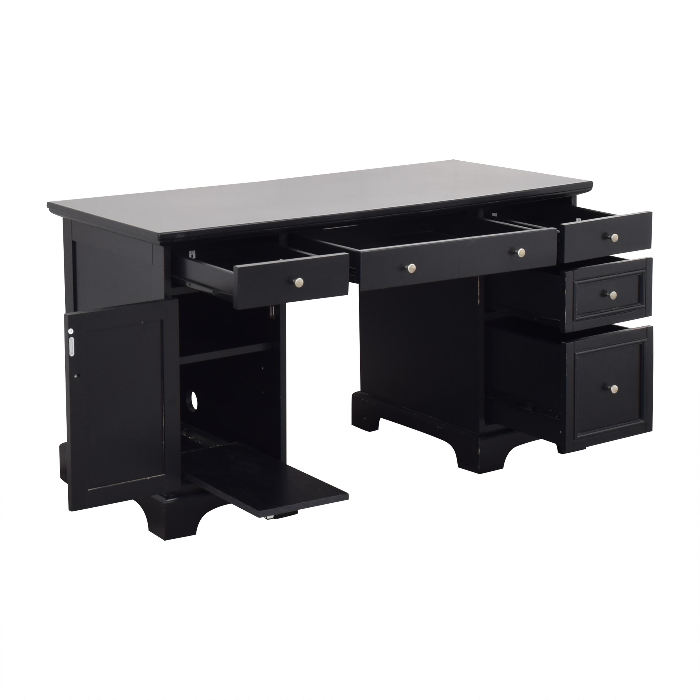 shop Home Styles Home Styles Bedford Pedestal Desk online