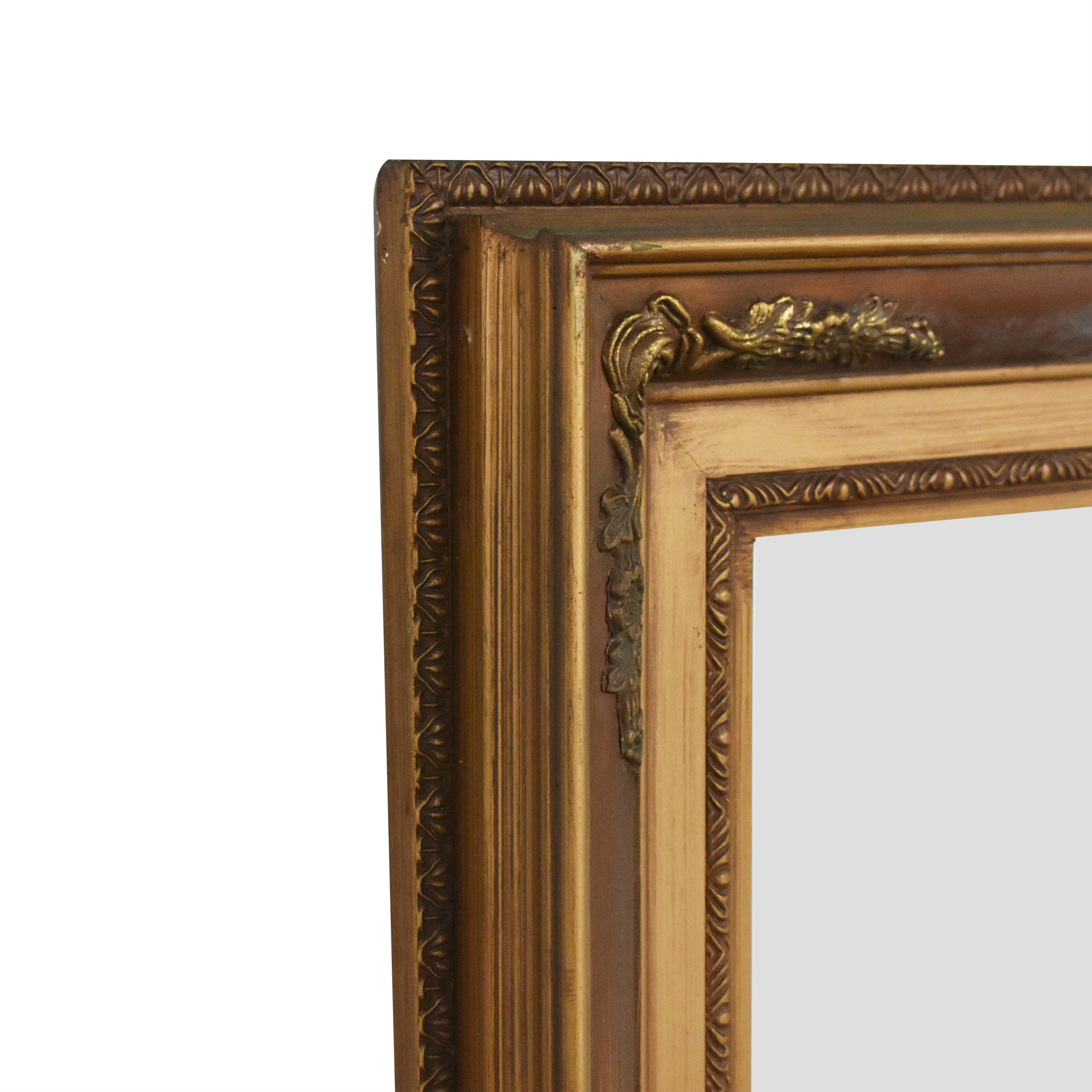 Framed Wall Mirror for sale