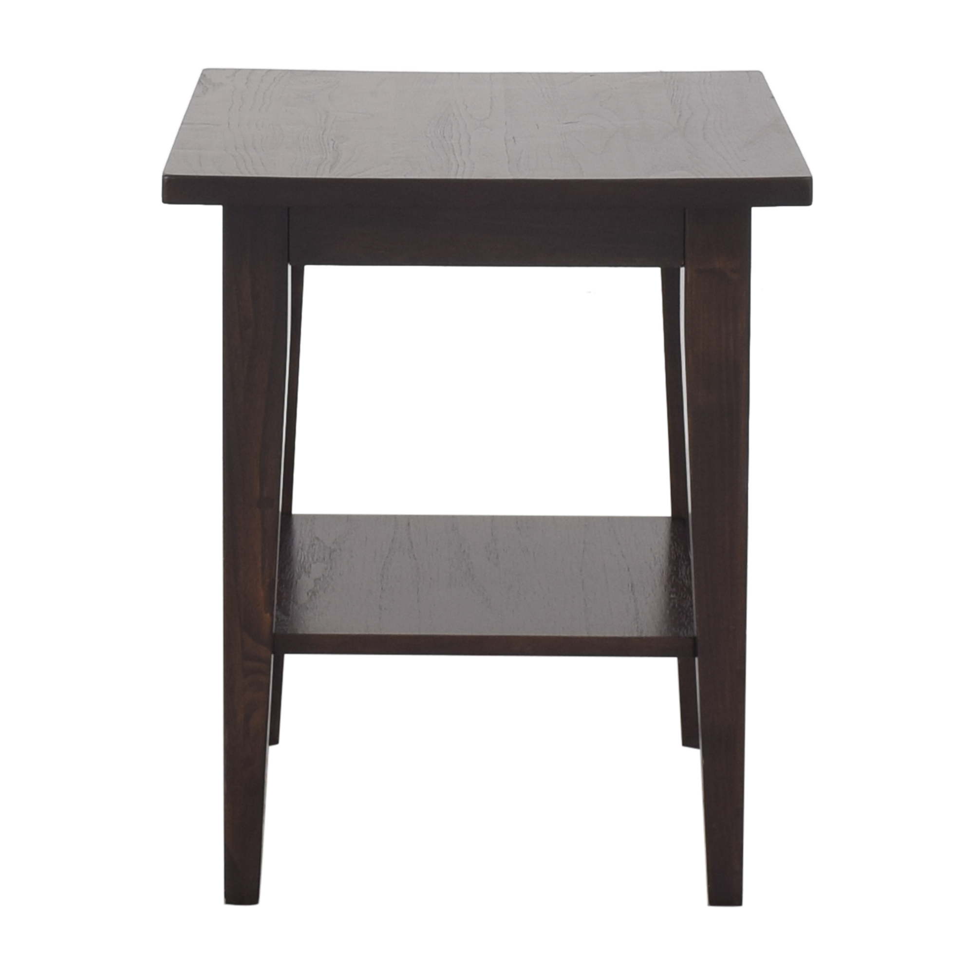 Pottery Barn Pottery Barn Two Tier End Table Tables