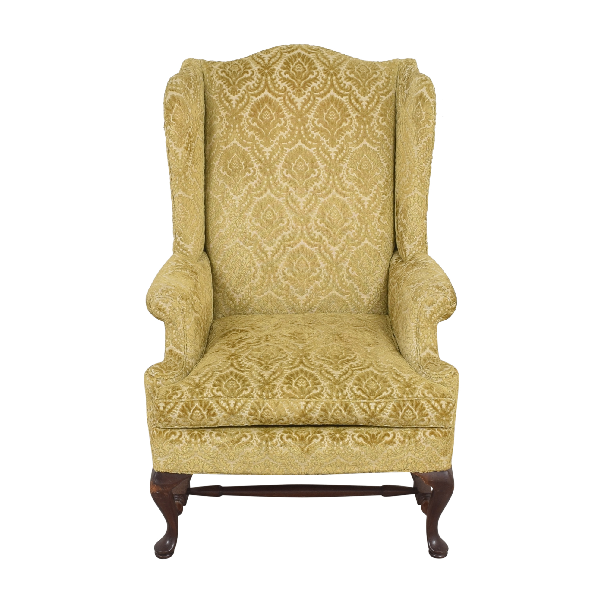Hickory Chair Hickory Chair Queen Anne Wing Back Chair price