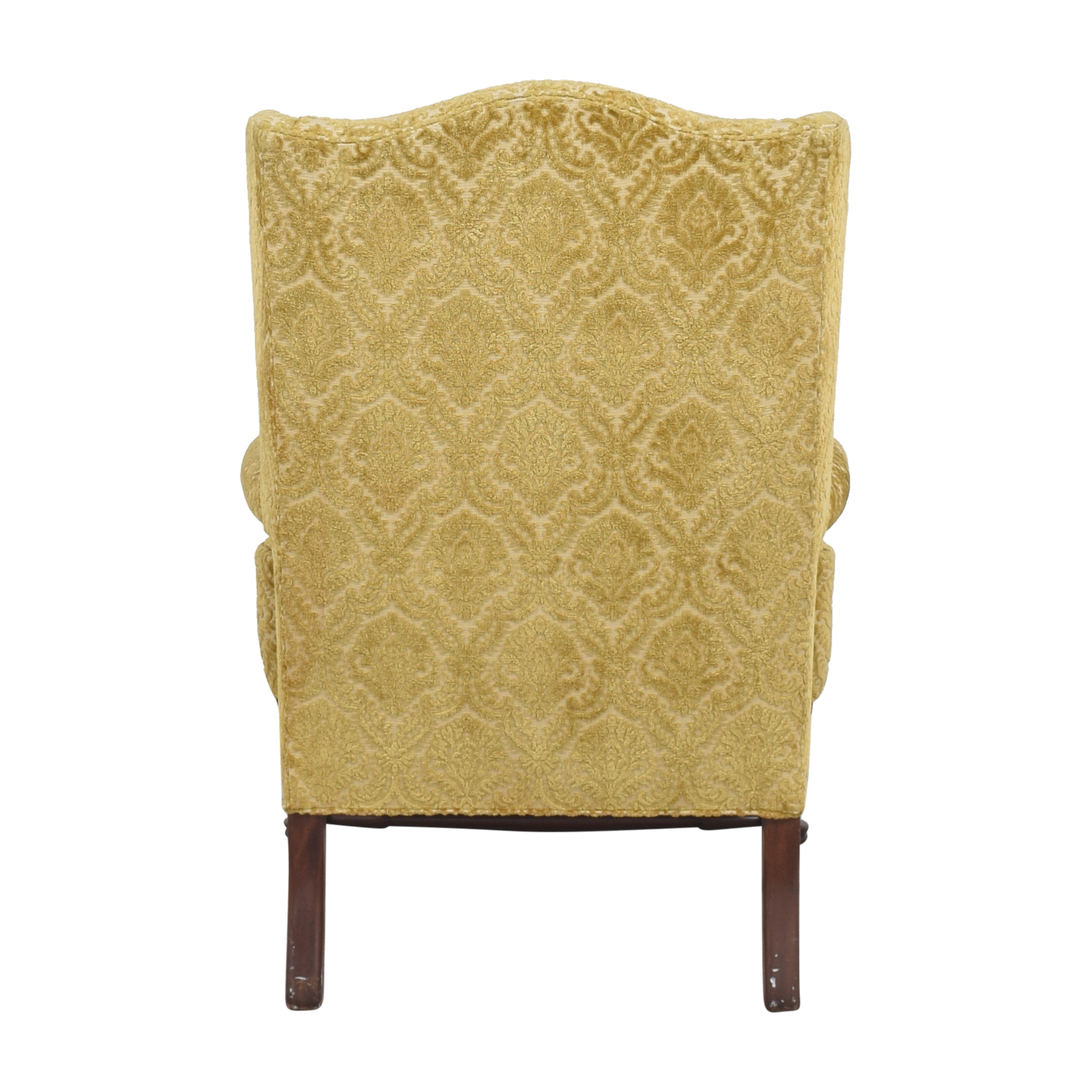 buy Hickory Chair Hickory Chair Queen Anne Wing Back Chair online