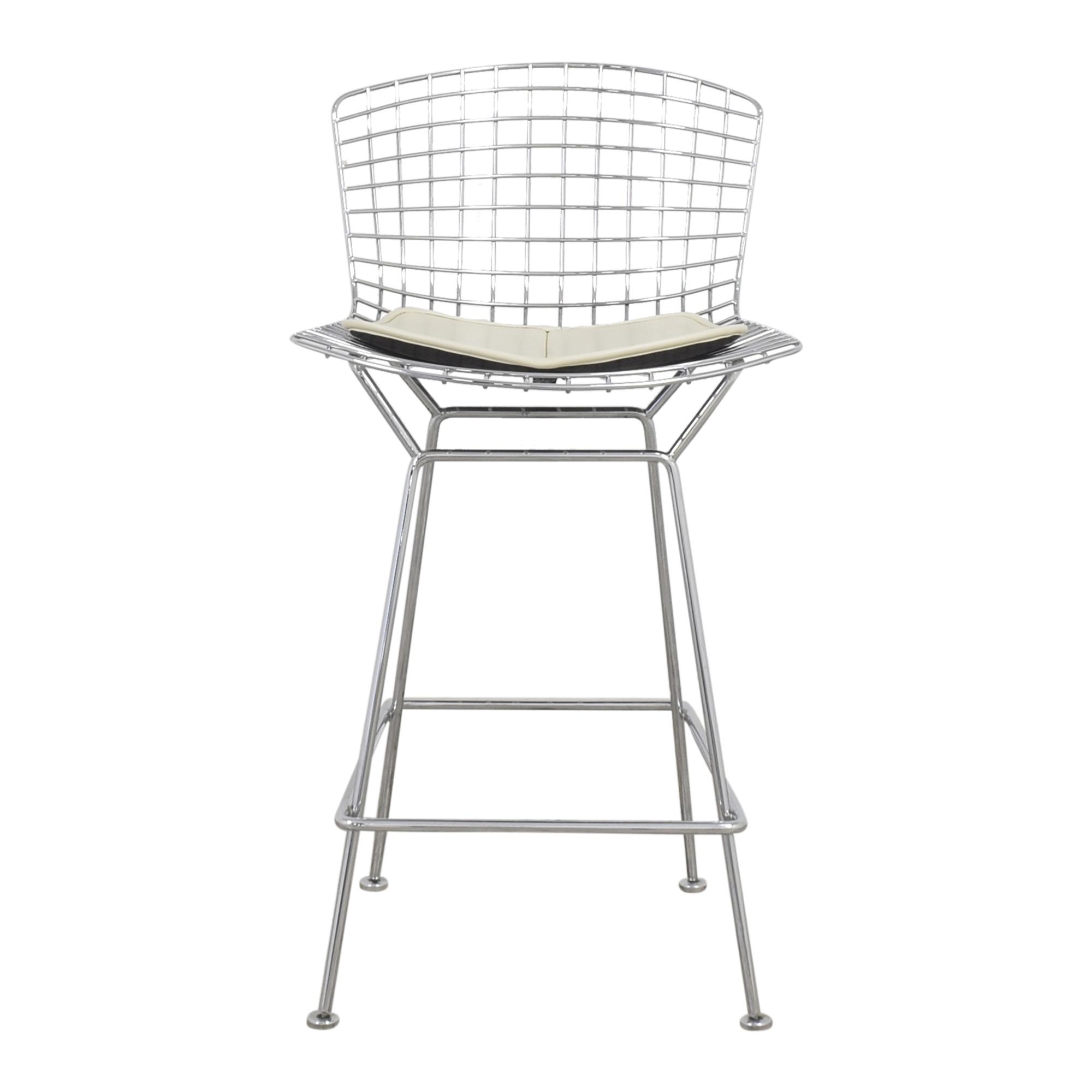 buy Knoll Bertoia Bar Stool Knoll Chairs