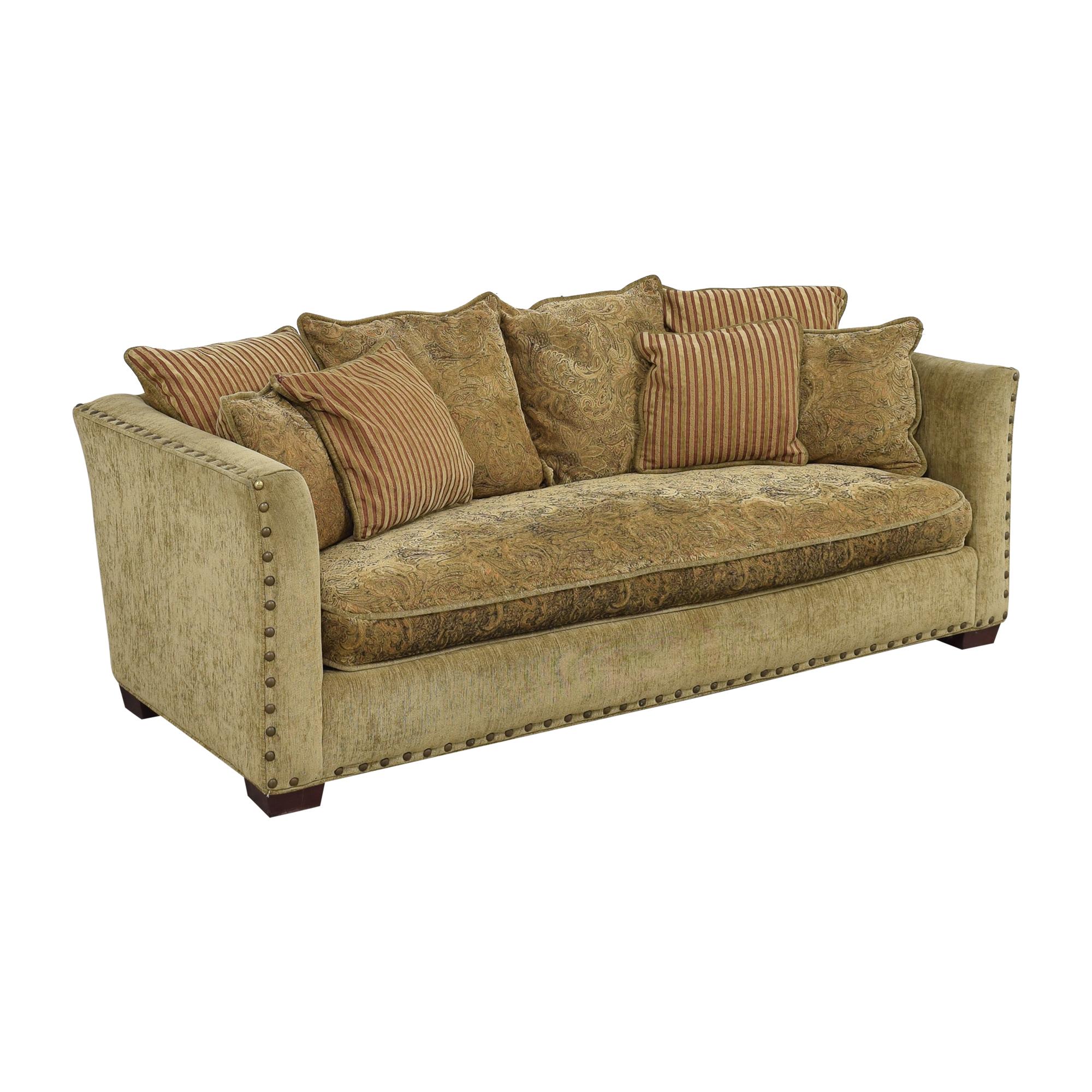Robin Bruce Robin Bruce Bench Cushion Sofa Classic Sofas
