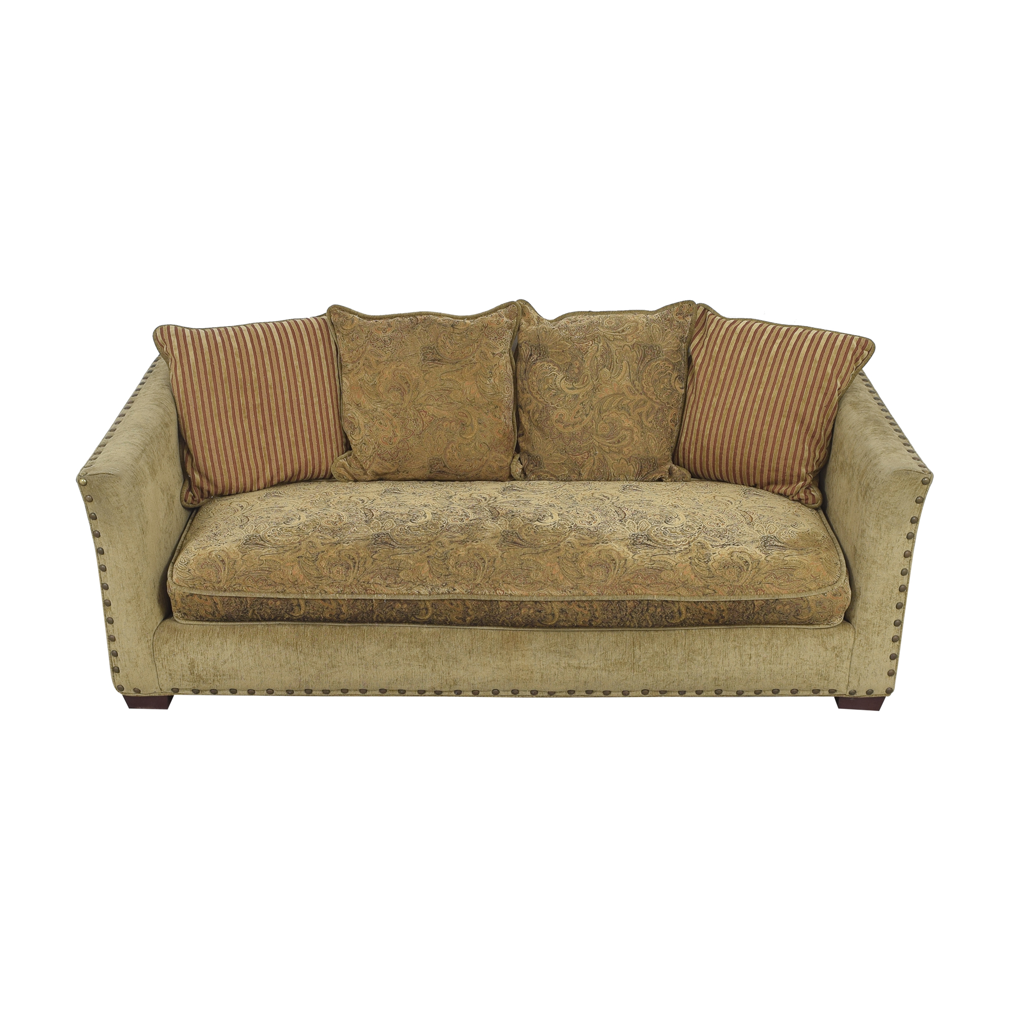 buy Robin Bruce Bench Cushion Sofa Robin Bruce