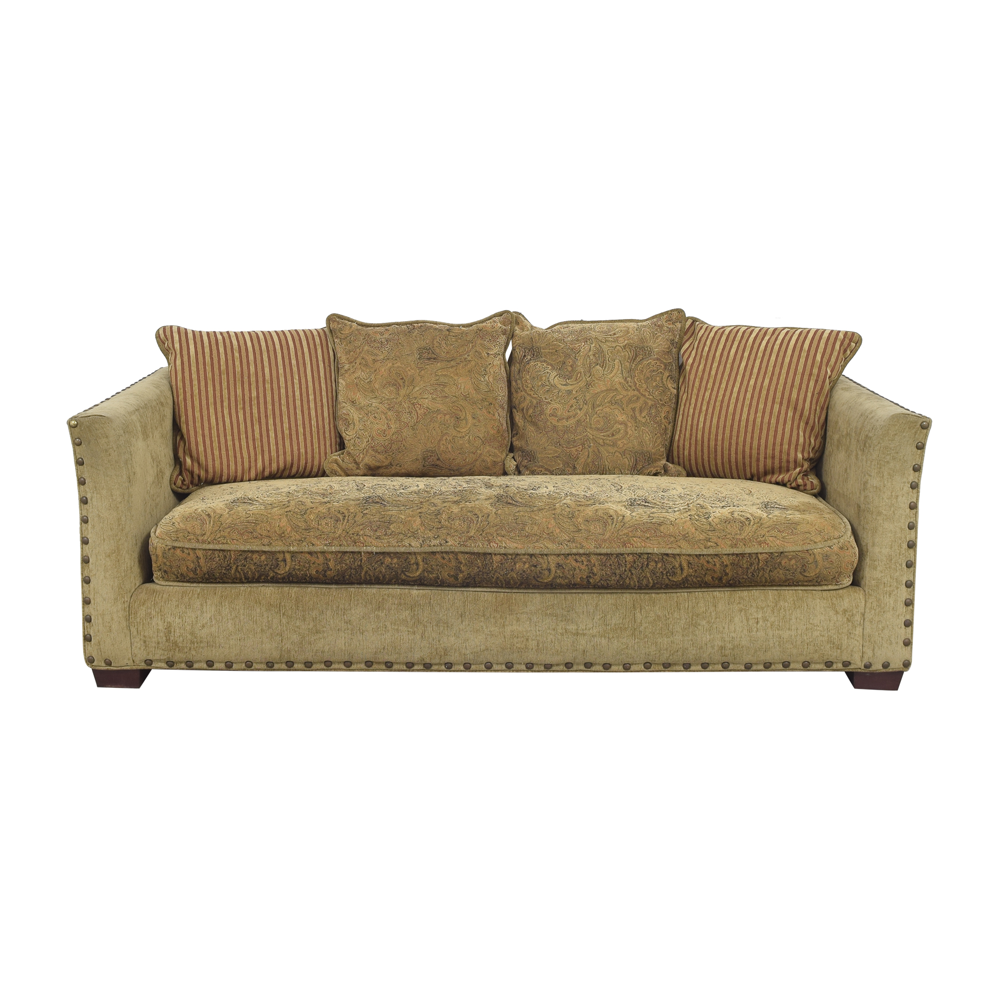 Robin Bruce Robin Bruce Bench Cushion Sofa coupon