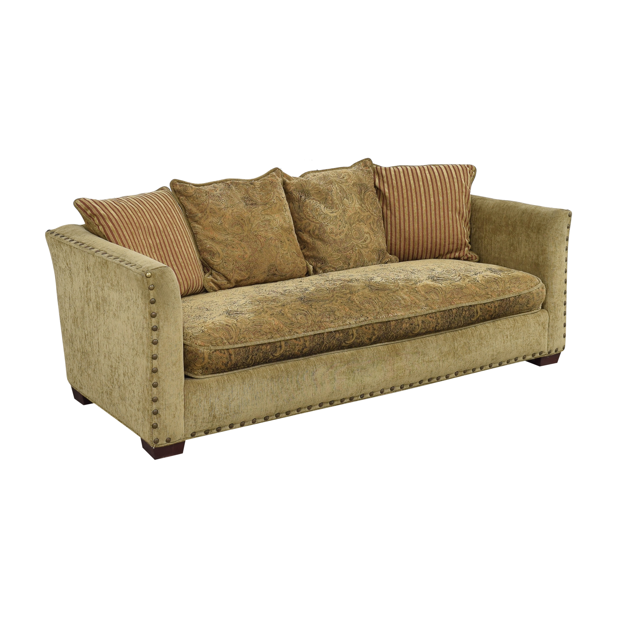 Robin Bruce Bench Cushion Sofa / Classic Sofas