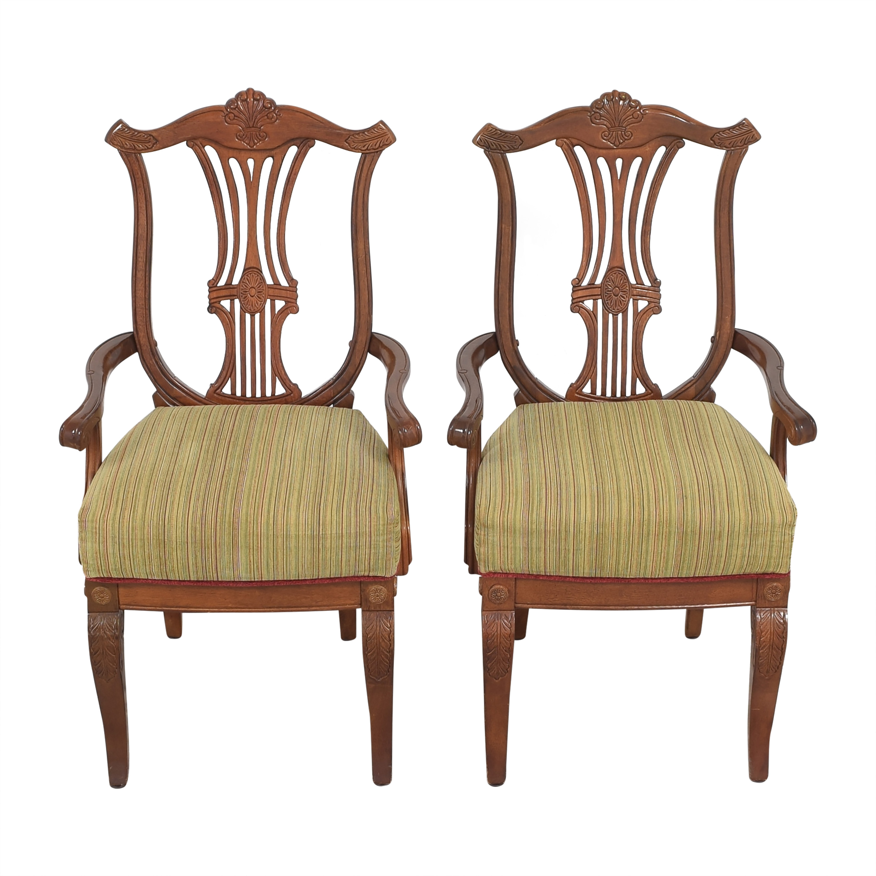 Universal Furniture Upholstered Dining Chairs  / Chairs