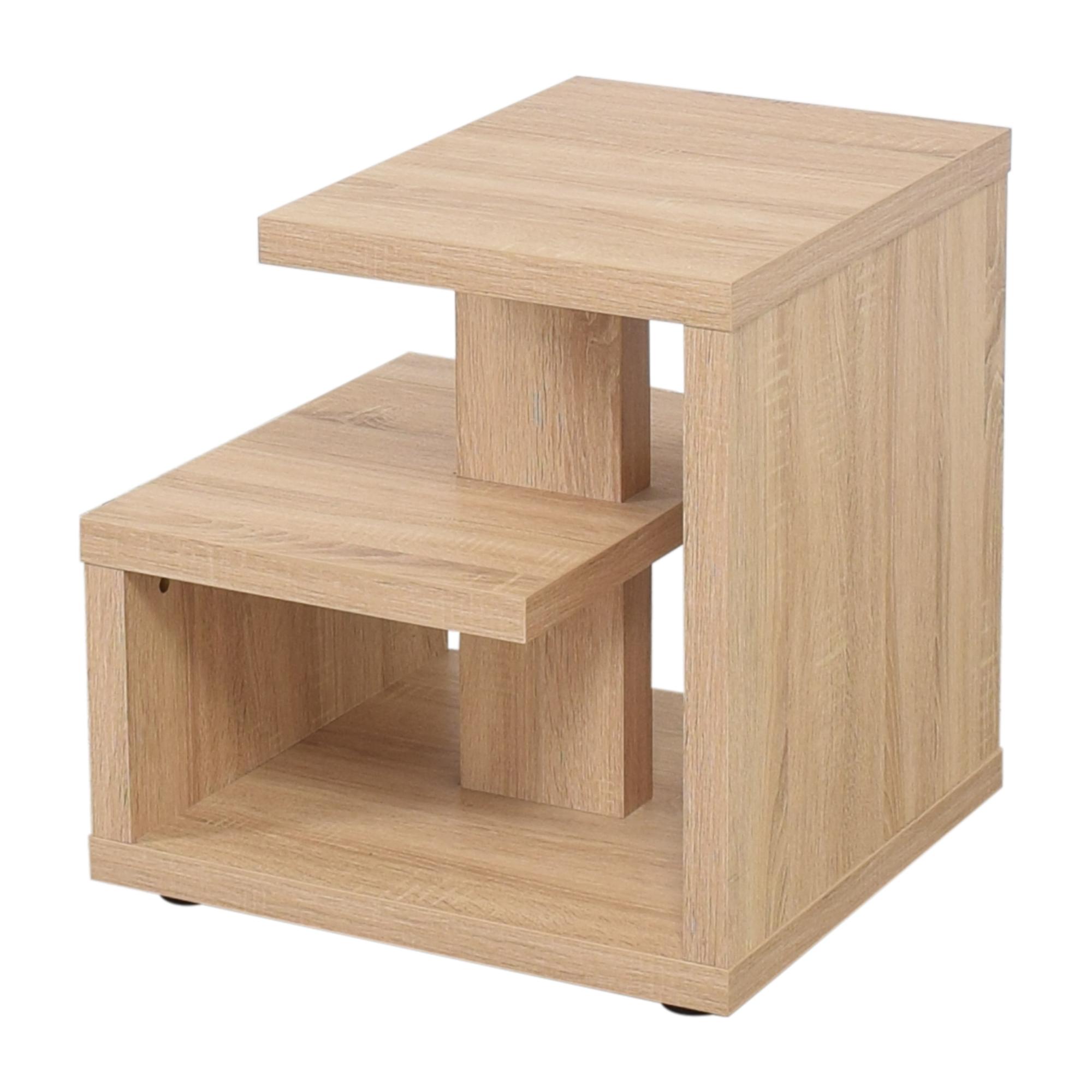 West Elm West Elm Modern End Table on sale