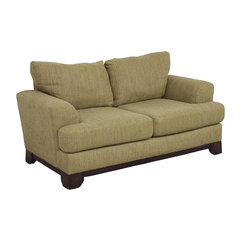 Schnadig Two Cushion Sofa / Sofas