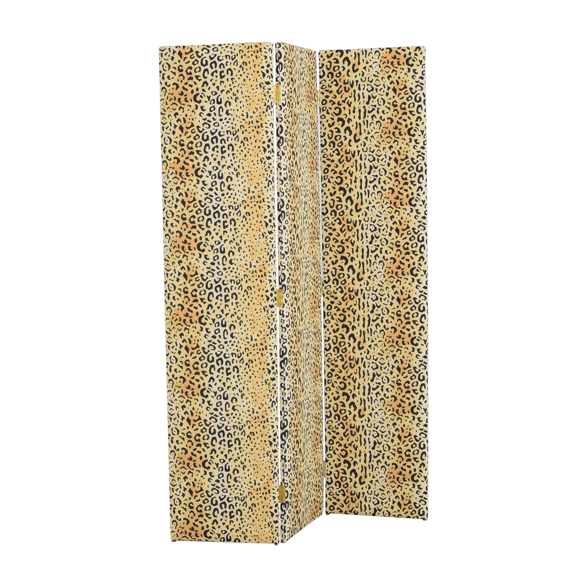 buy The Inside Leopard Modern Screen The Inside Dividers