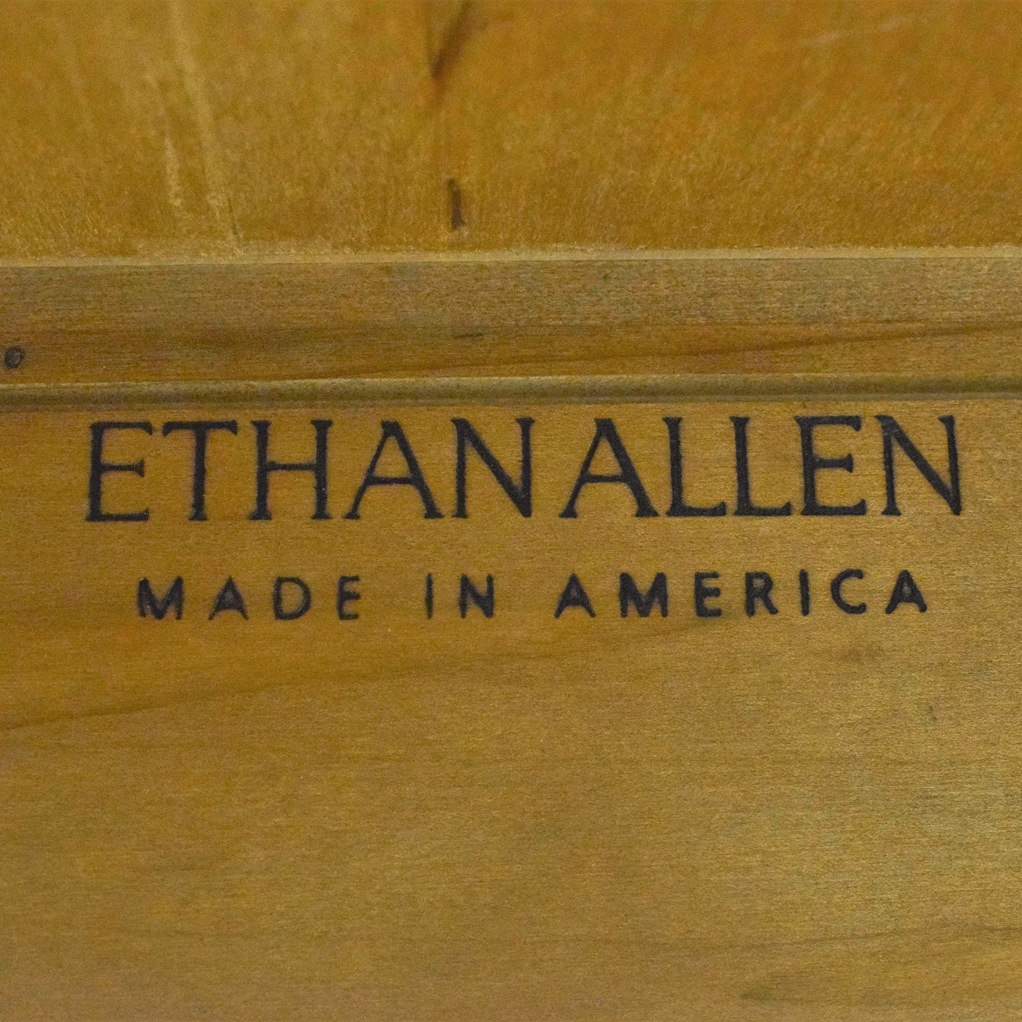 buy Ethan Allen Legacy Collection Extendable Dining Table Ethan Allen