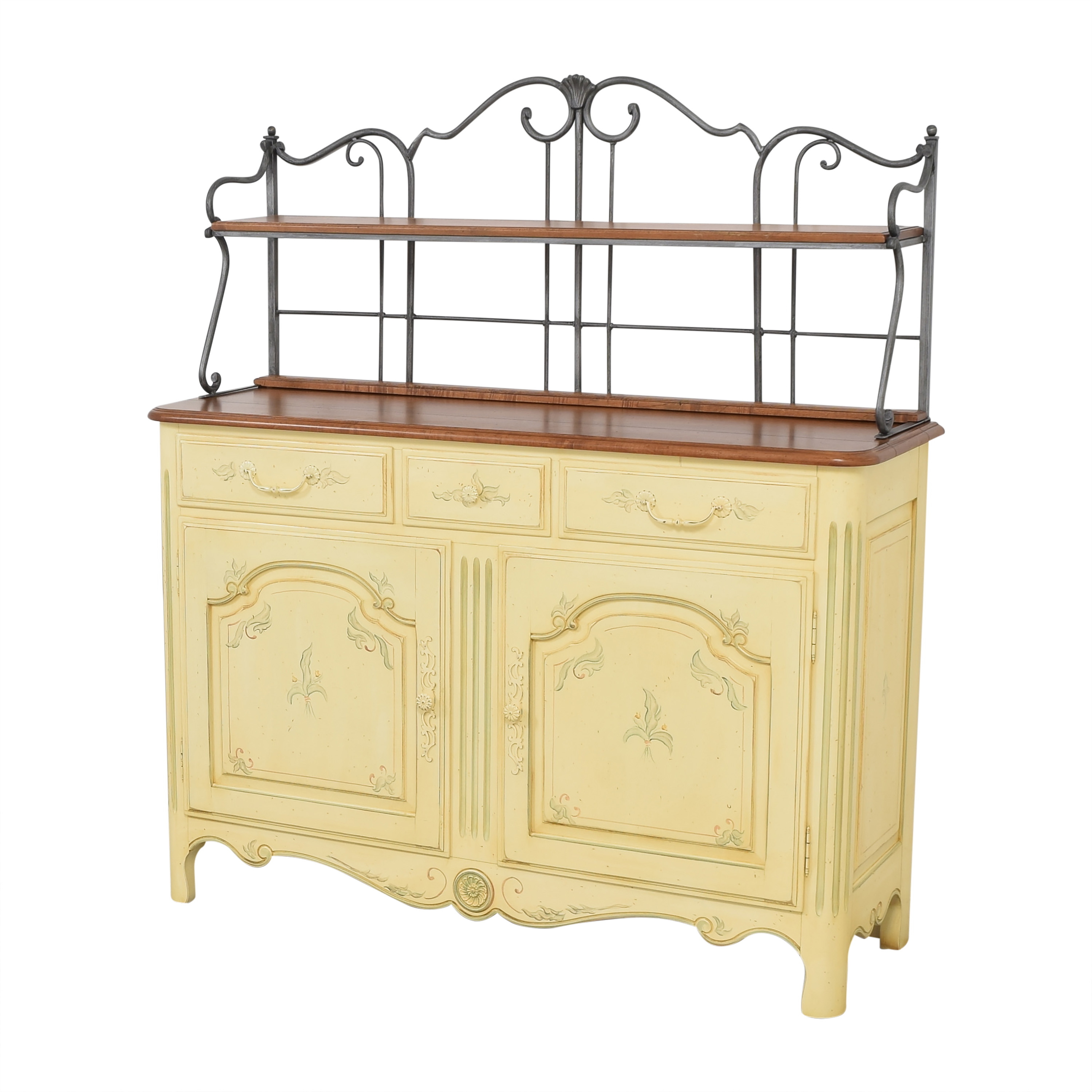 Ethan Allen Ethan Allen Legacy Country French Server Buffet ma