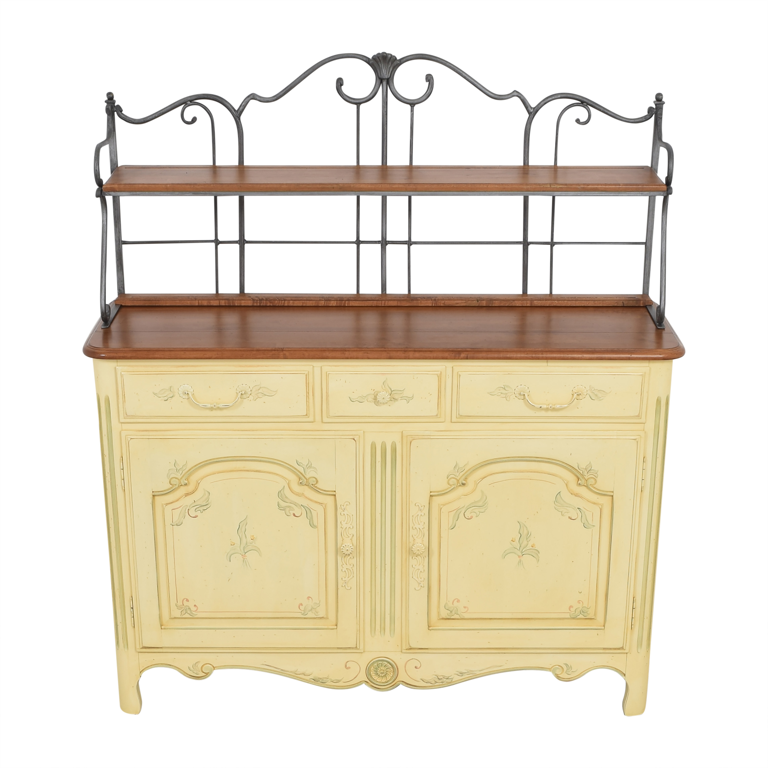 Ethan Allen Ethan Allen Legacy Country French Server Buffet on sale