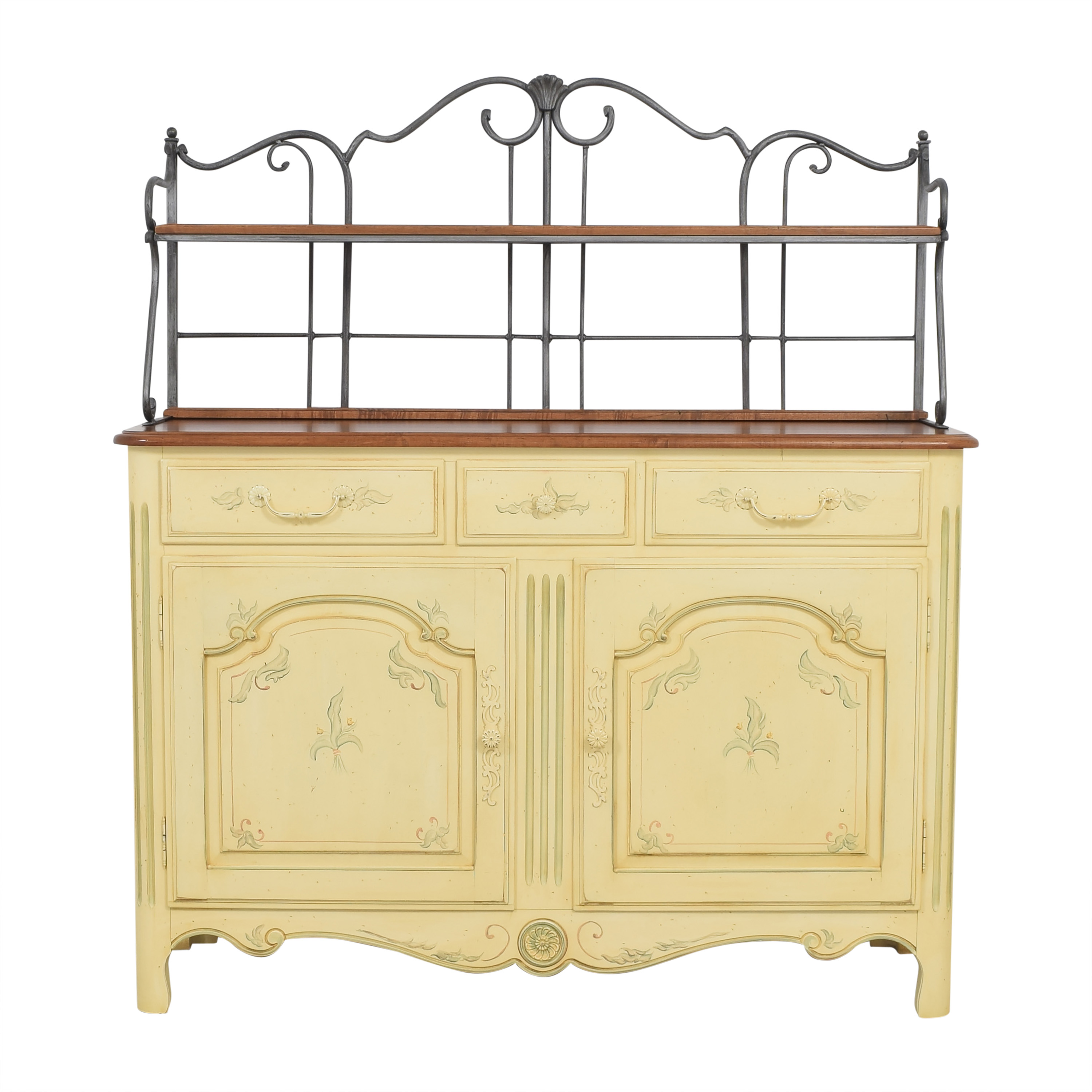 Ethan Allen Ethan Allen Legacy Country French Server Buffet discount