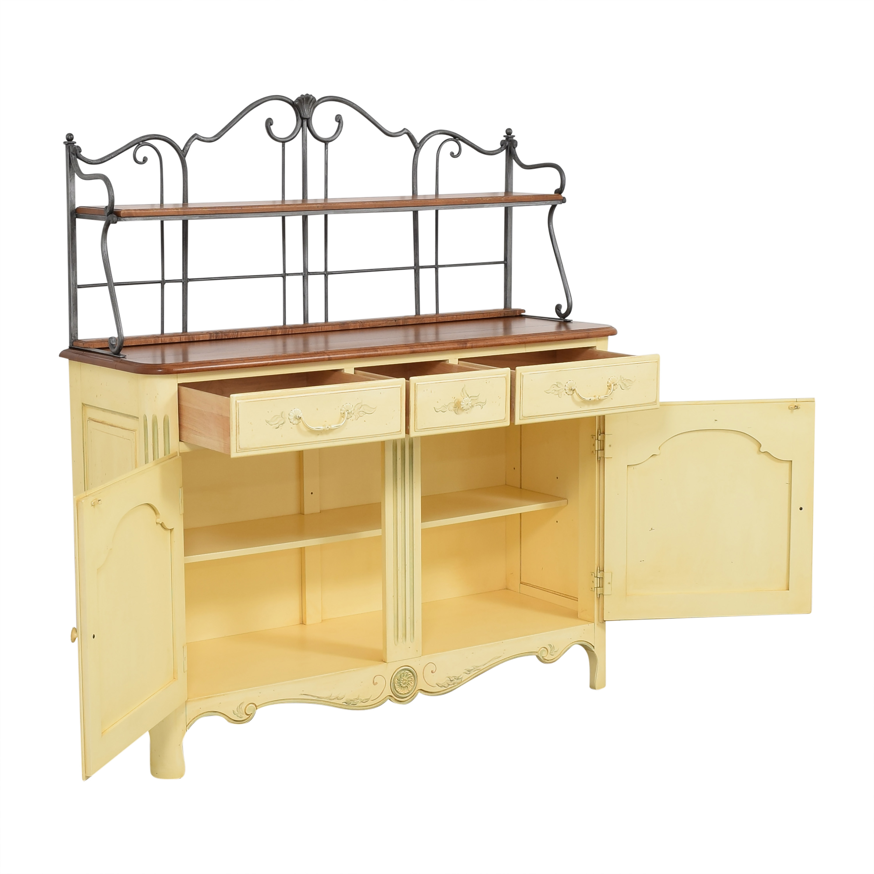 Ethan Allen Ethan Allen Legacy Country French Server Buffet ct