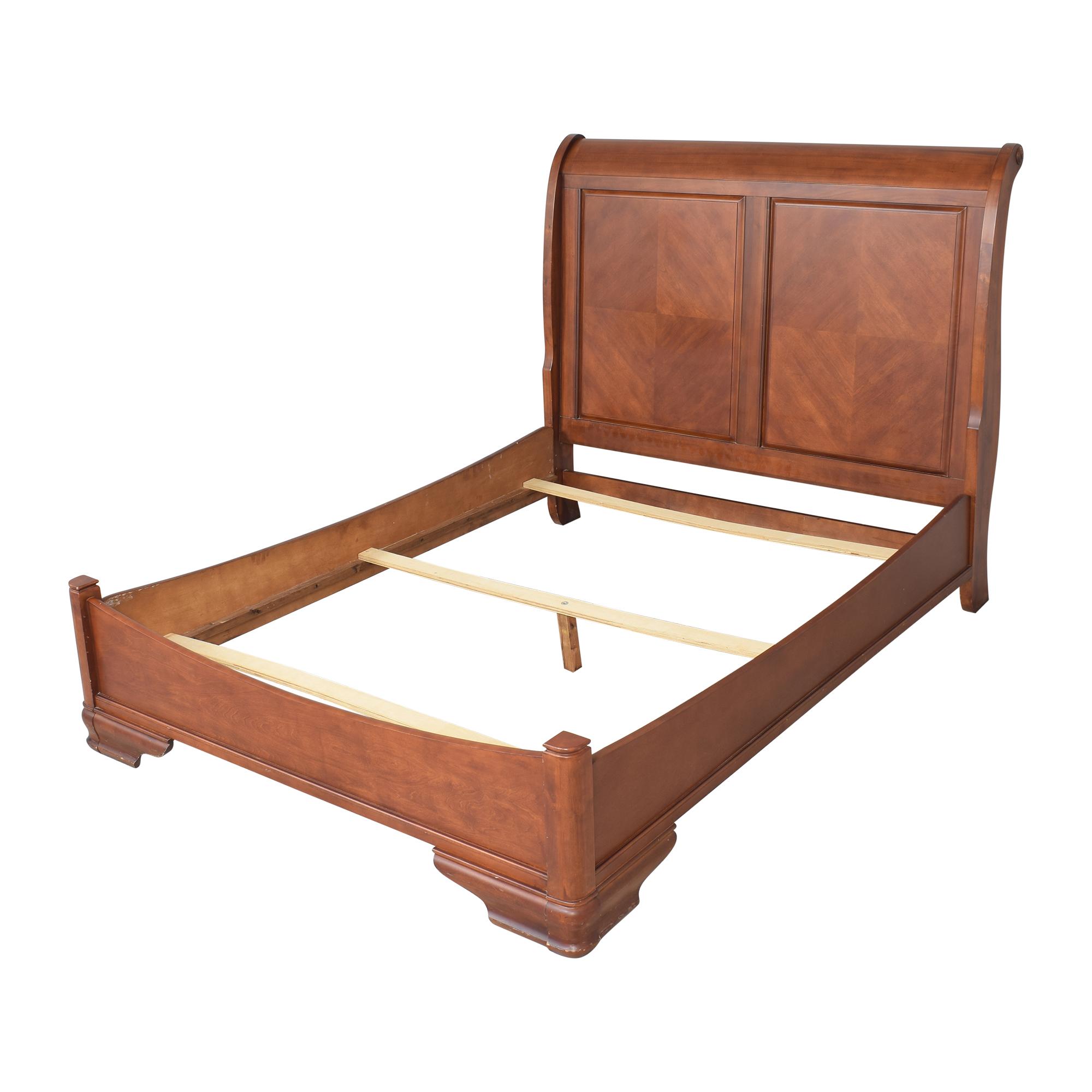 Collezione Europa Collezione Europa Queen Panel Bed for sale