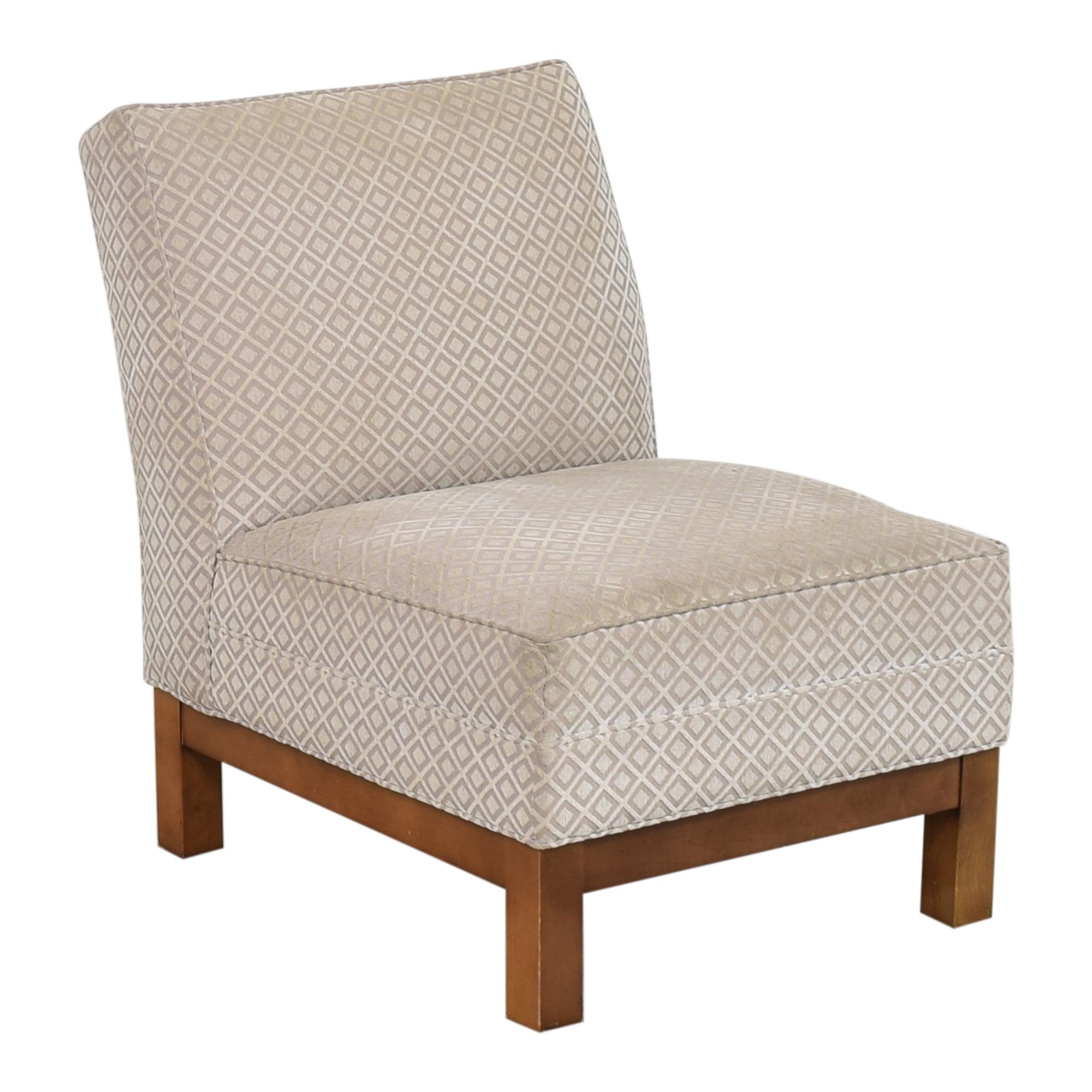 Mitchell Gold + Bob Williams Mitchell Gold + Bob Williams Slipper Chair for sale