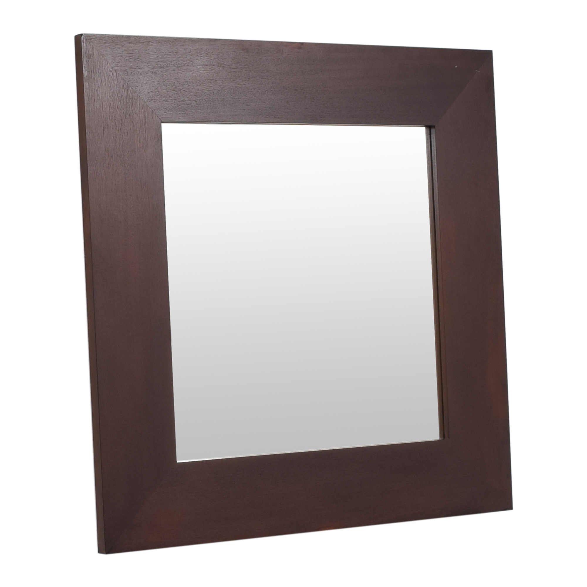 Square Framed Wall Mirror nyc
