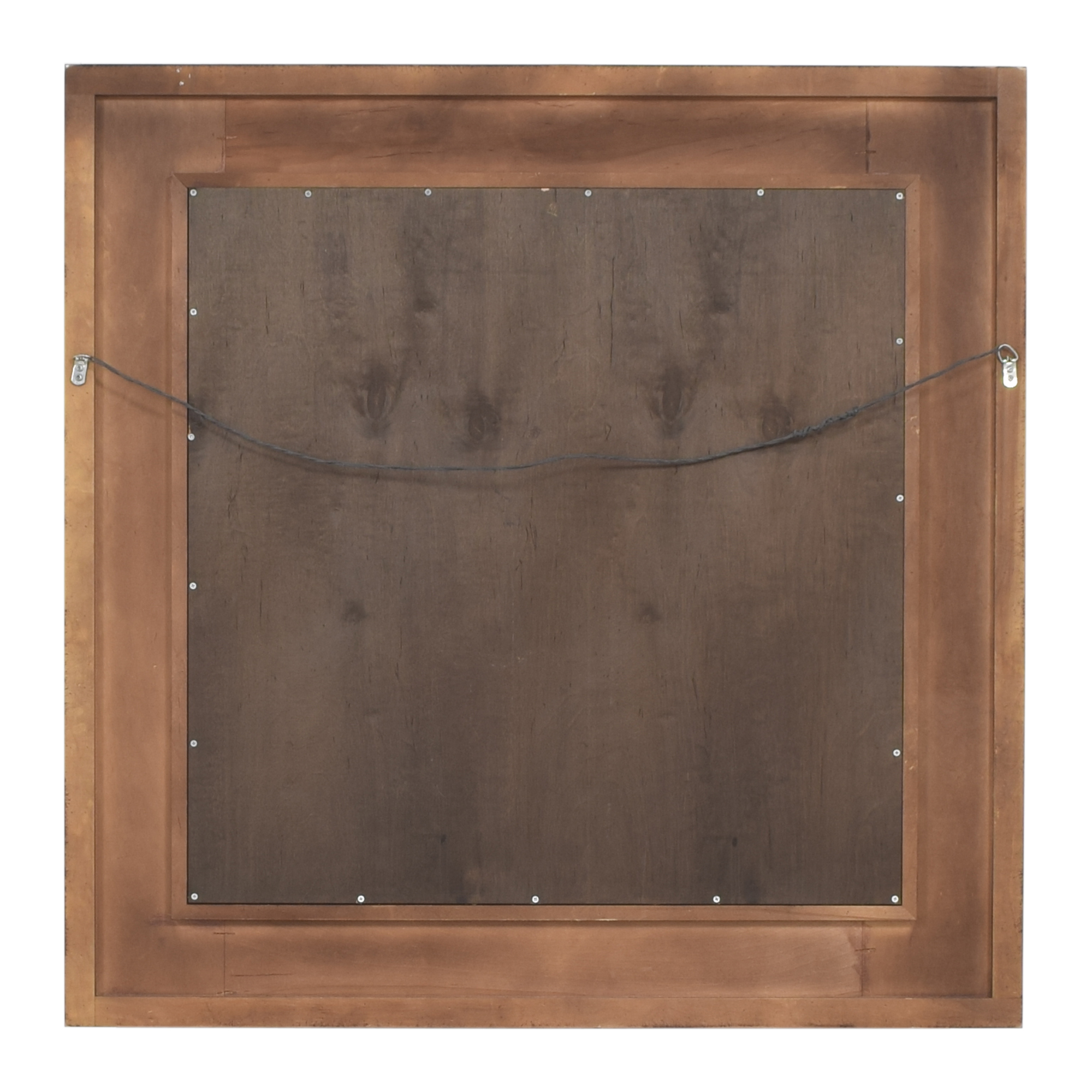 Square Framed Wall Mirror dimensions