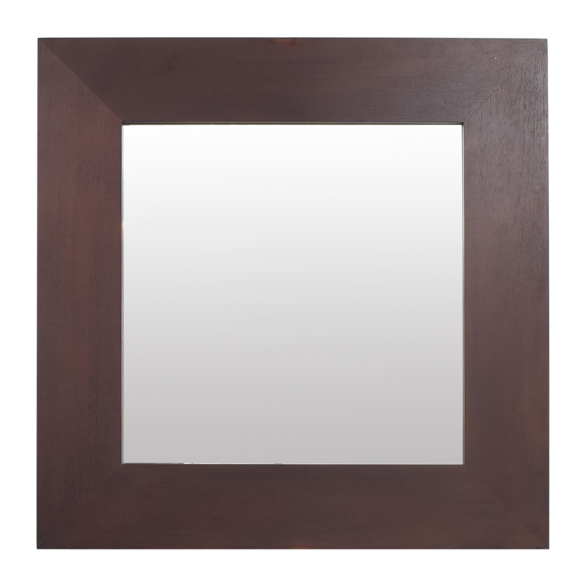 Square Framed Wall Mirror ma