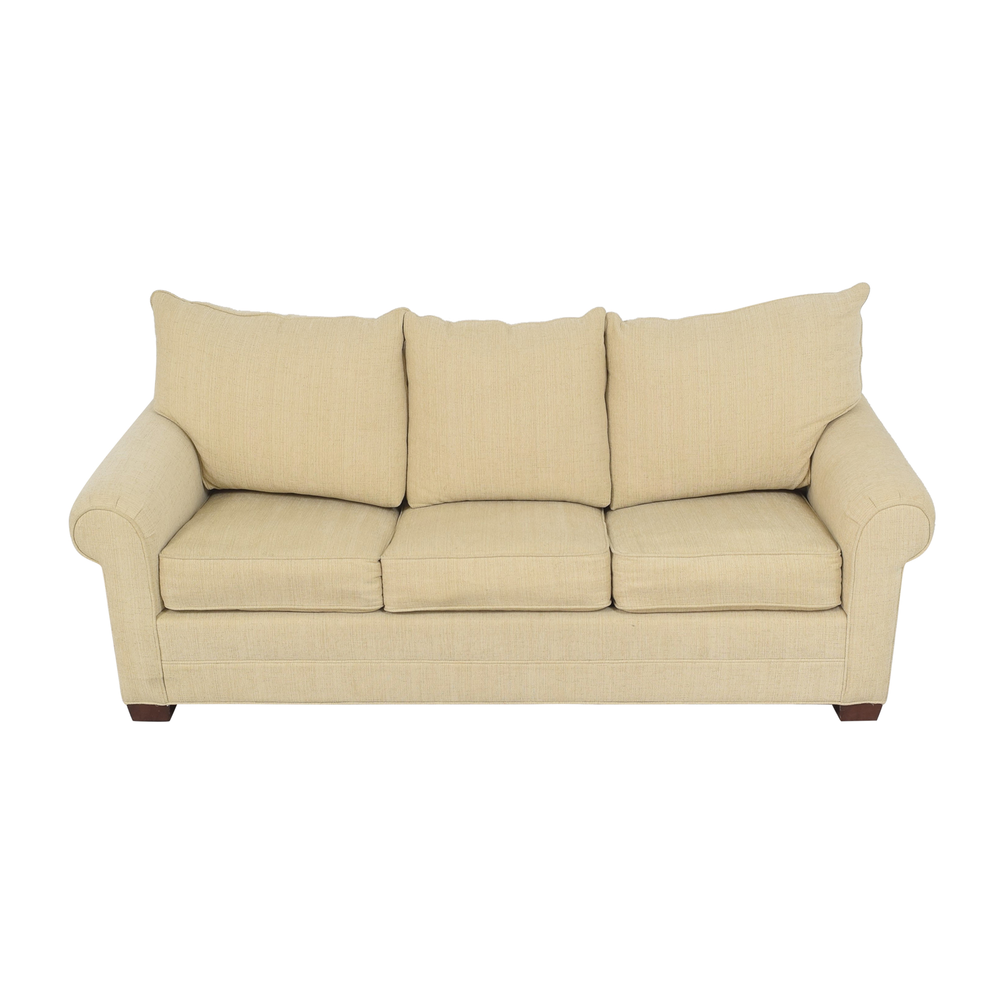 Huntington House Huntington House Roll Arm Sleeper Sofa ma