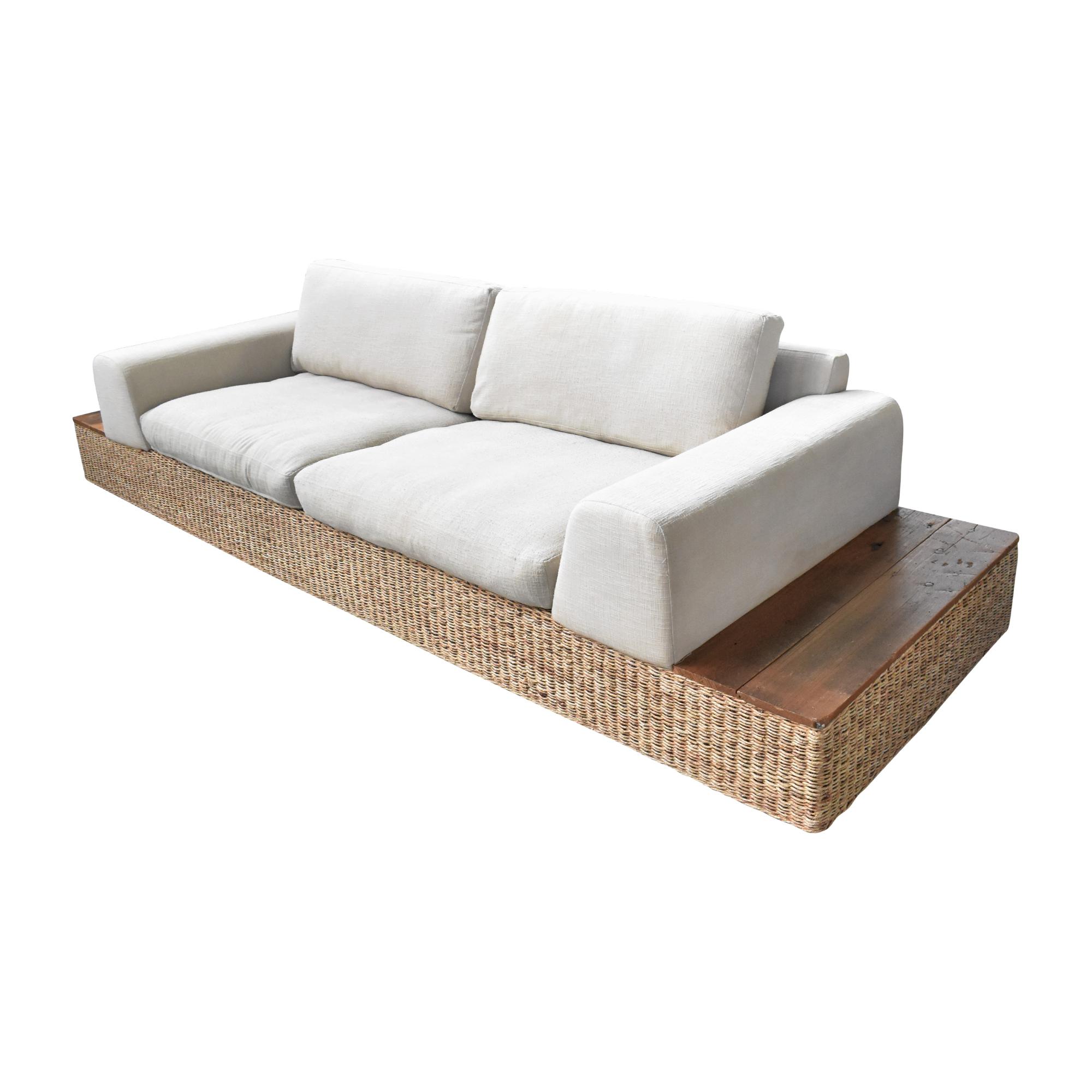 Crate & Barrel Crate & Barrel Hybrid Sofa Sofas