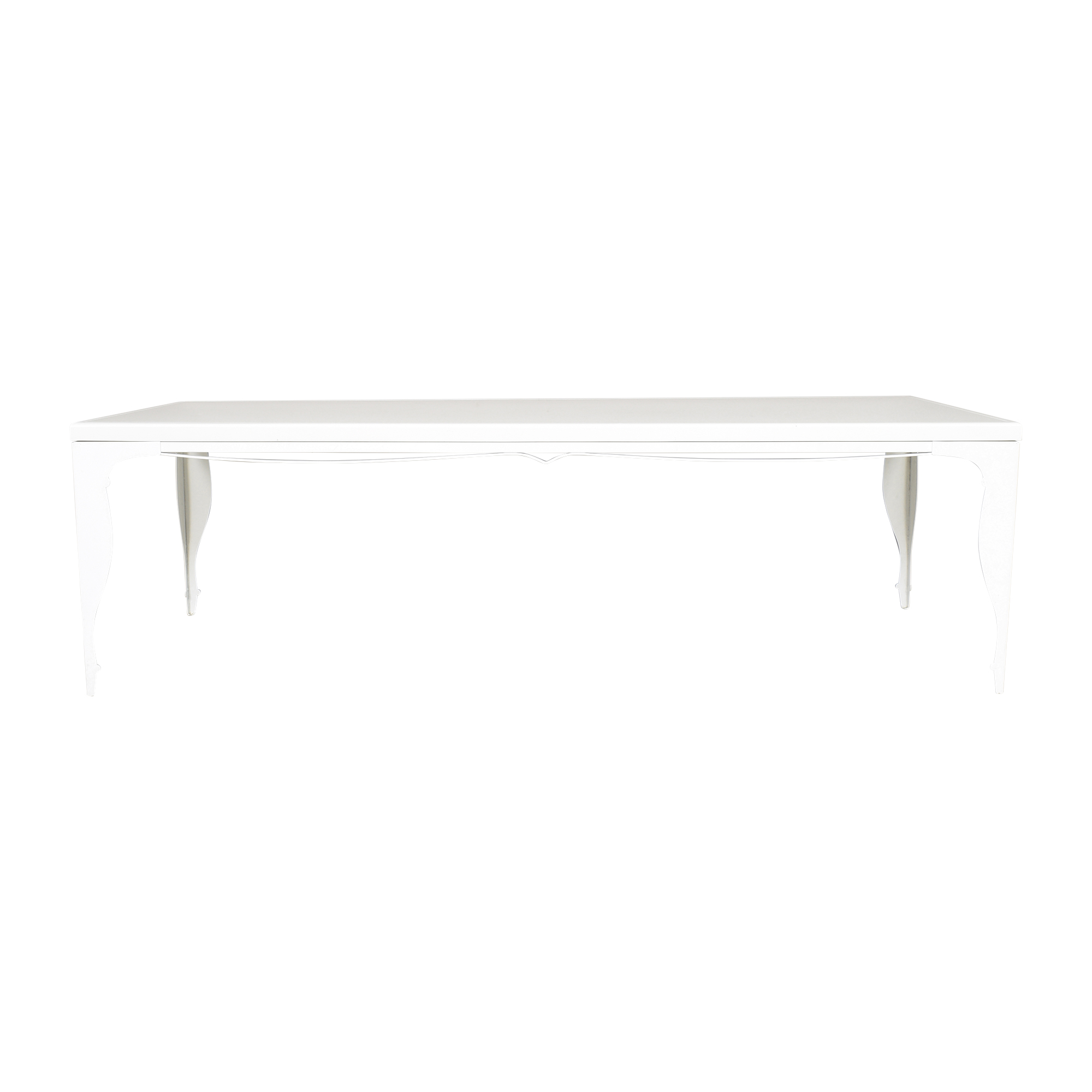 Modloft Rectangular Dining Table Modloft