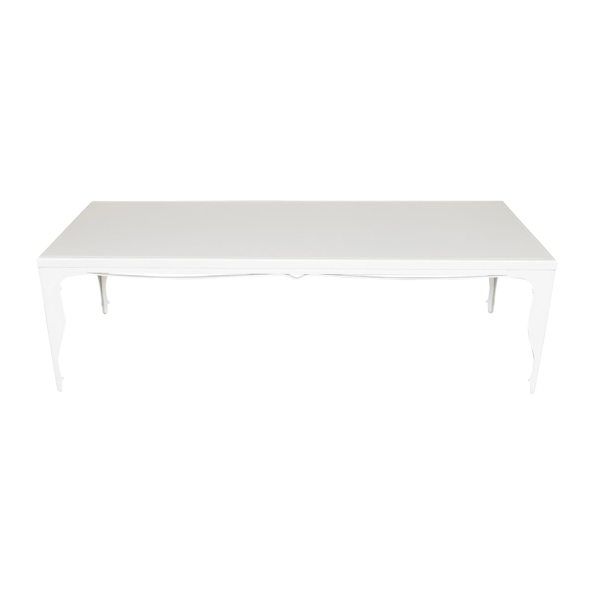 Modloft Modloft Rectangular Dining Table nyc