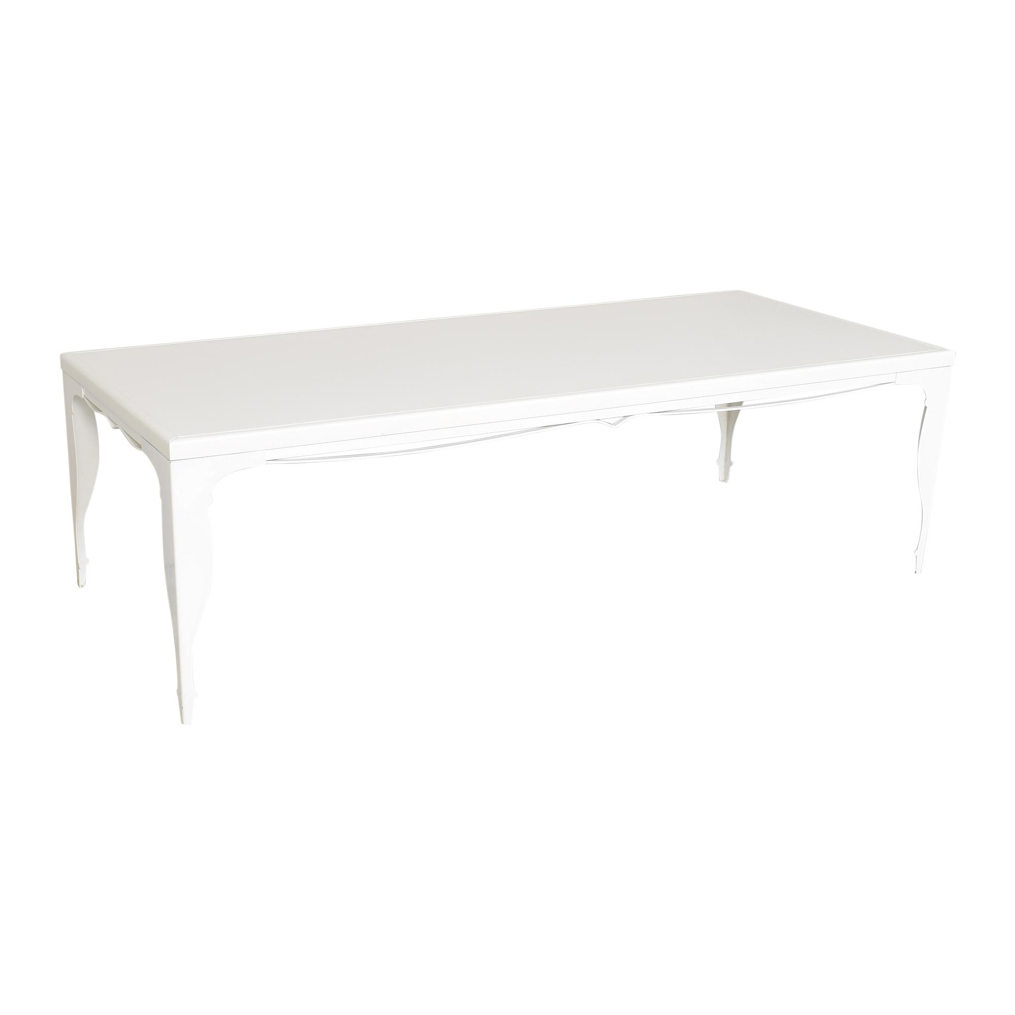 buy Modloft Rectangular Dining Table Modloft Tables