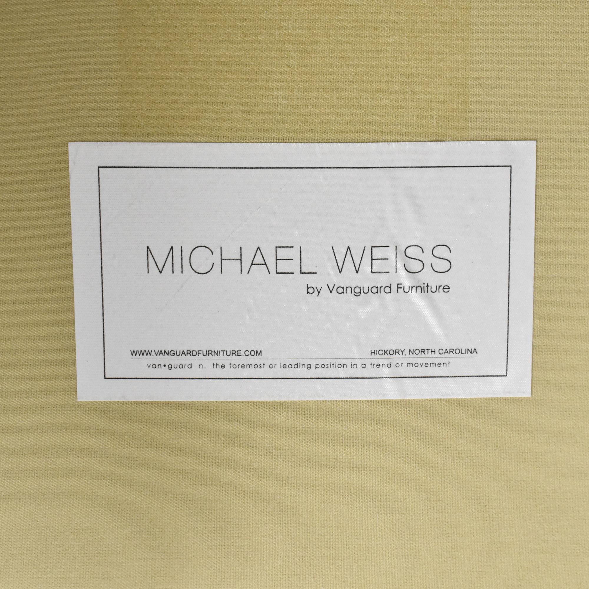 Vanguard Furniture Vanguard Furniture Michael Weiss Whitaker Sectional Sofa ct
