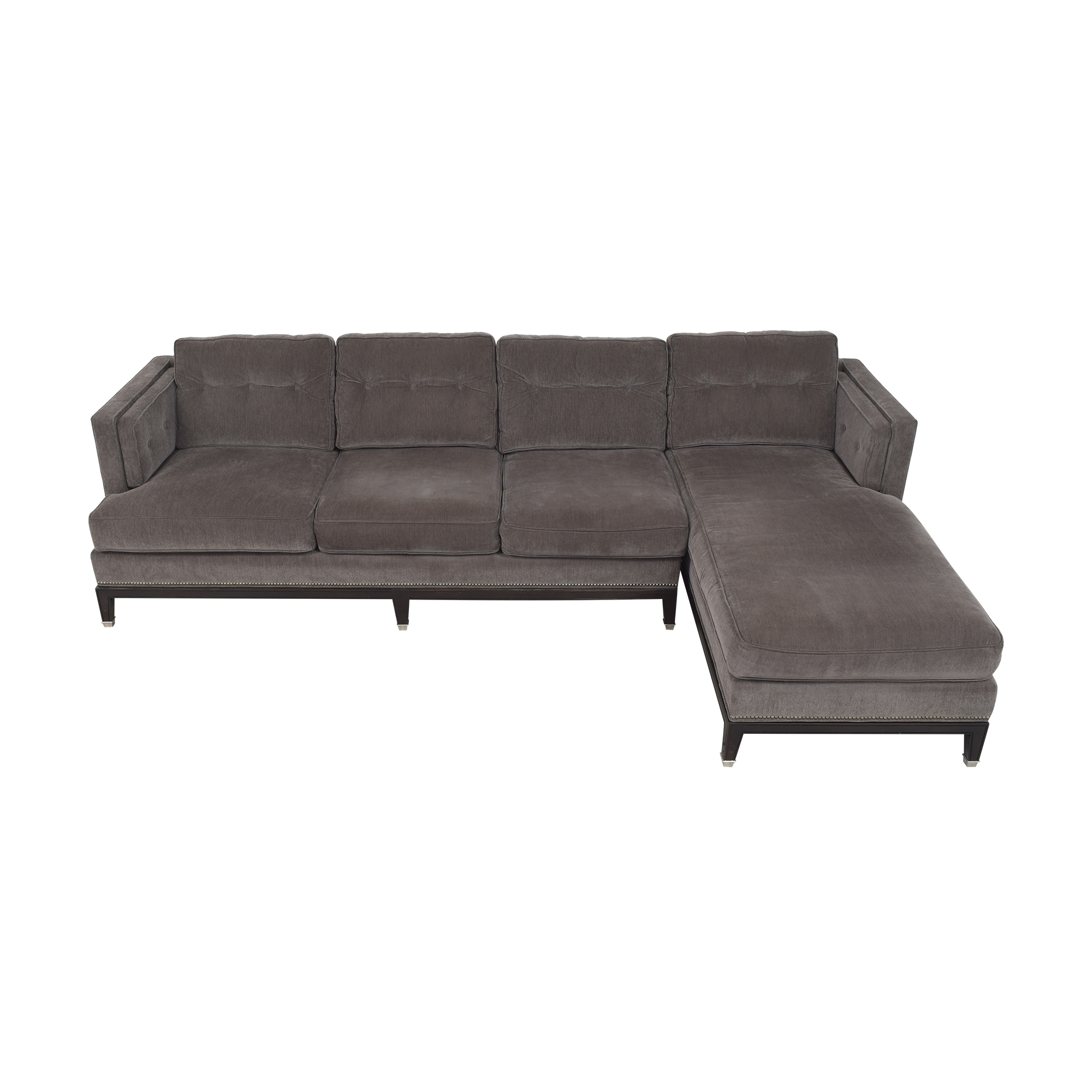 Vanguard Furniture Vanguard Furniture Michael Weiss Whitaker Sectional Sofa on sale