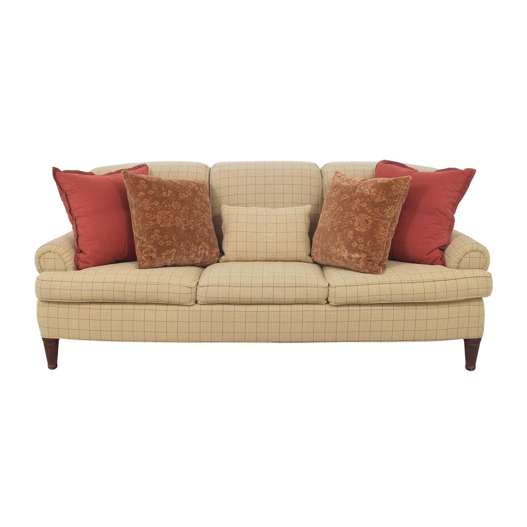 Ralph Lauren Home Glen Plaid Sofa by Henredon  Ralph Lauren Home