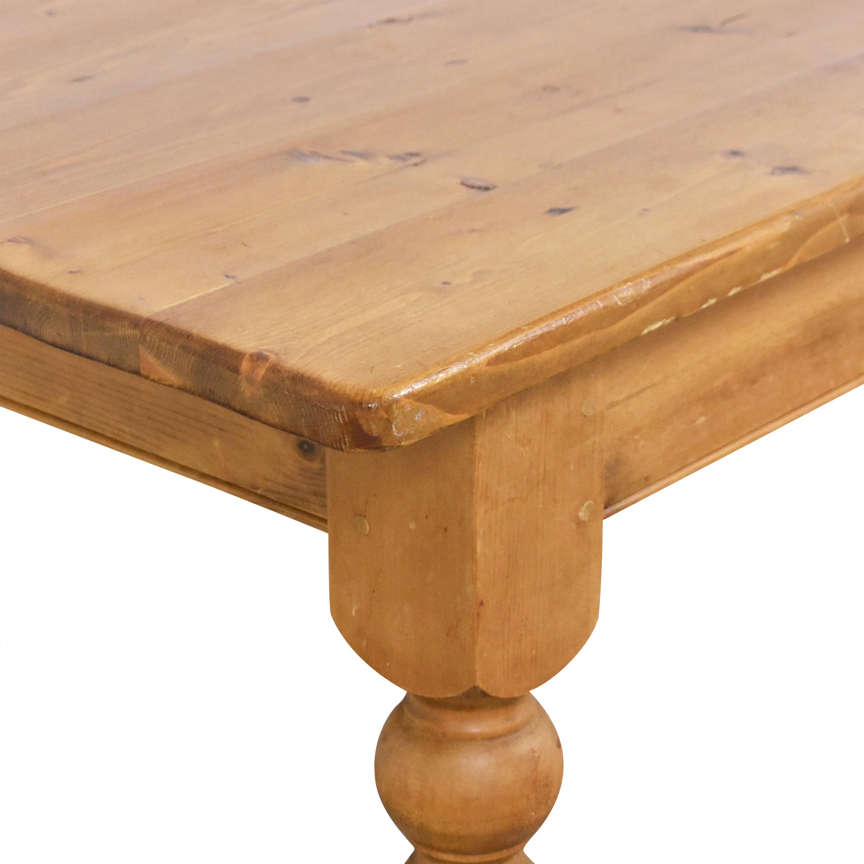 Farmhouse Dining Table / Tables