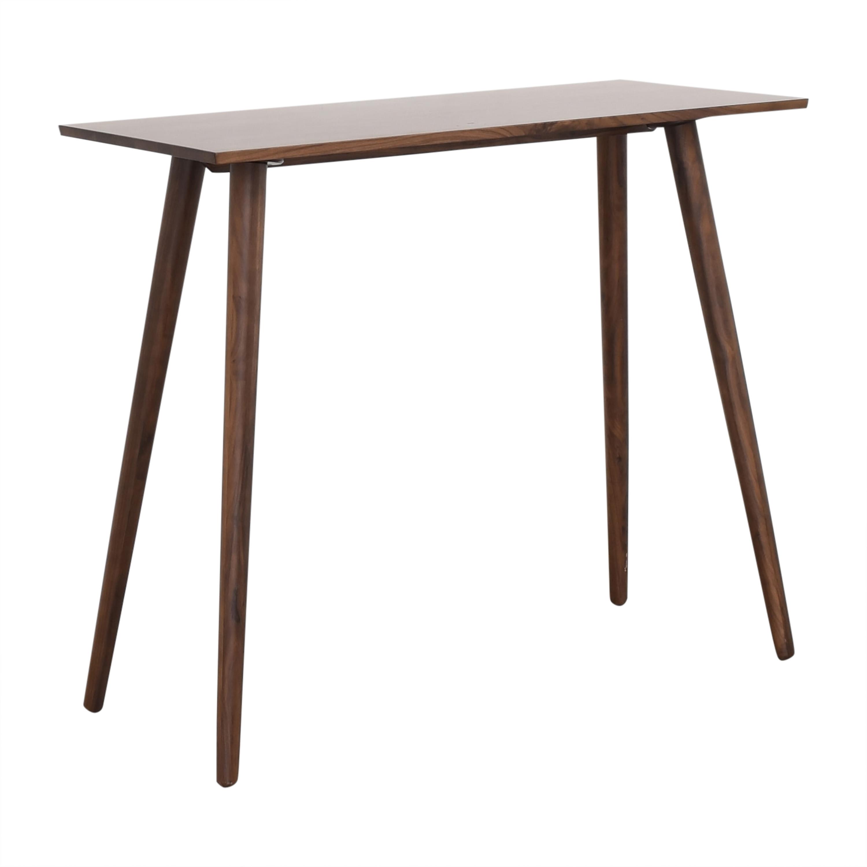 Article Article Seno Rectangular Bar Table used