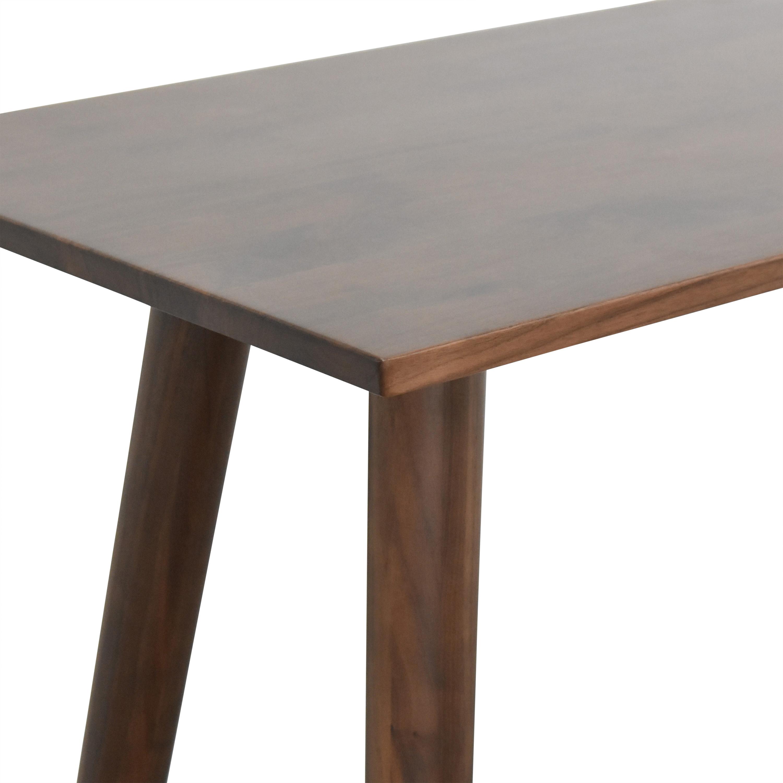 Article Article Seno Rectangular Bar Table nj