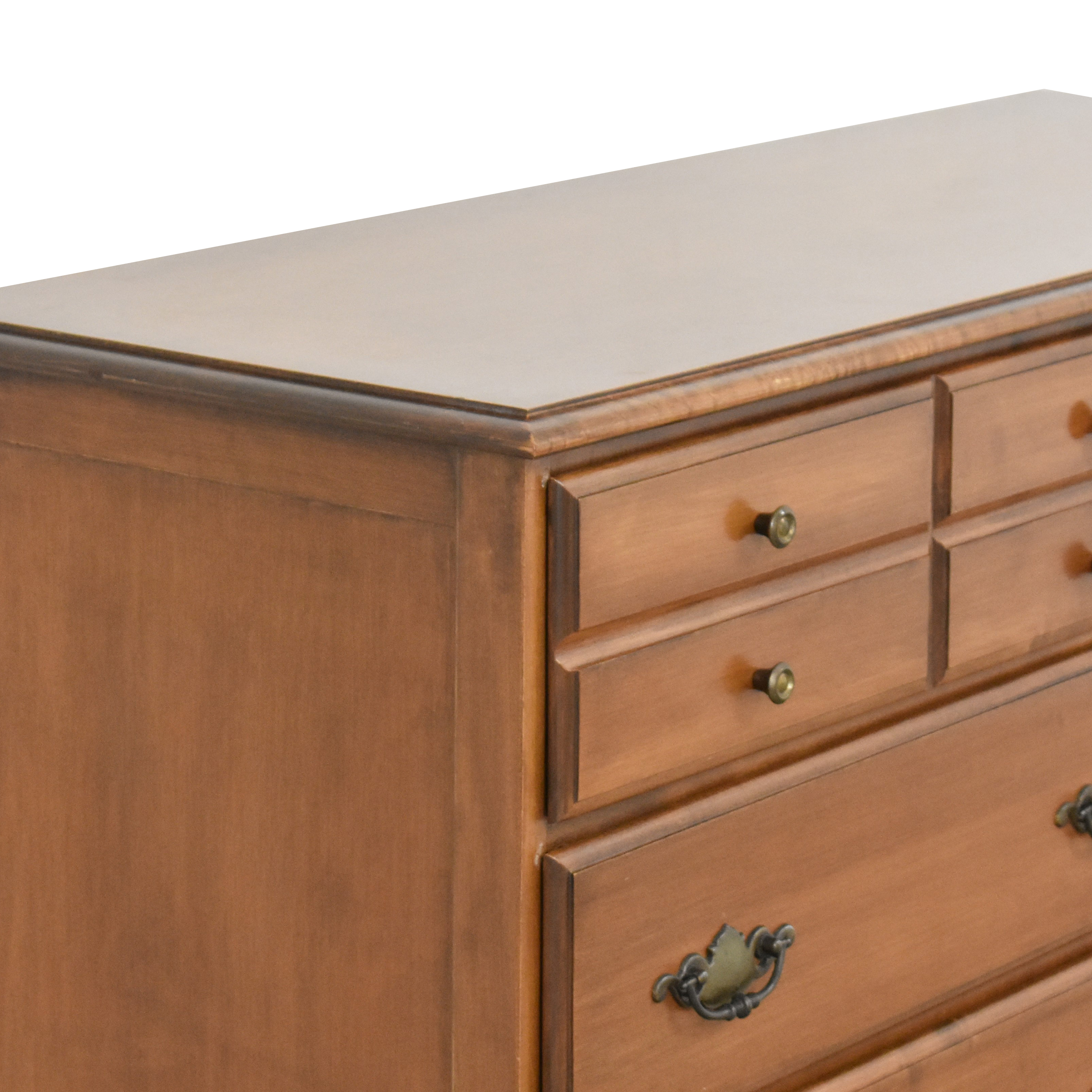 Four Drawer Dresser with Cabinet price