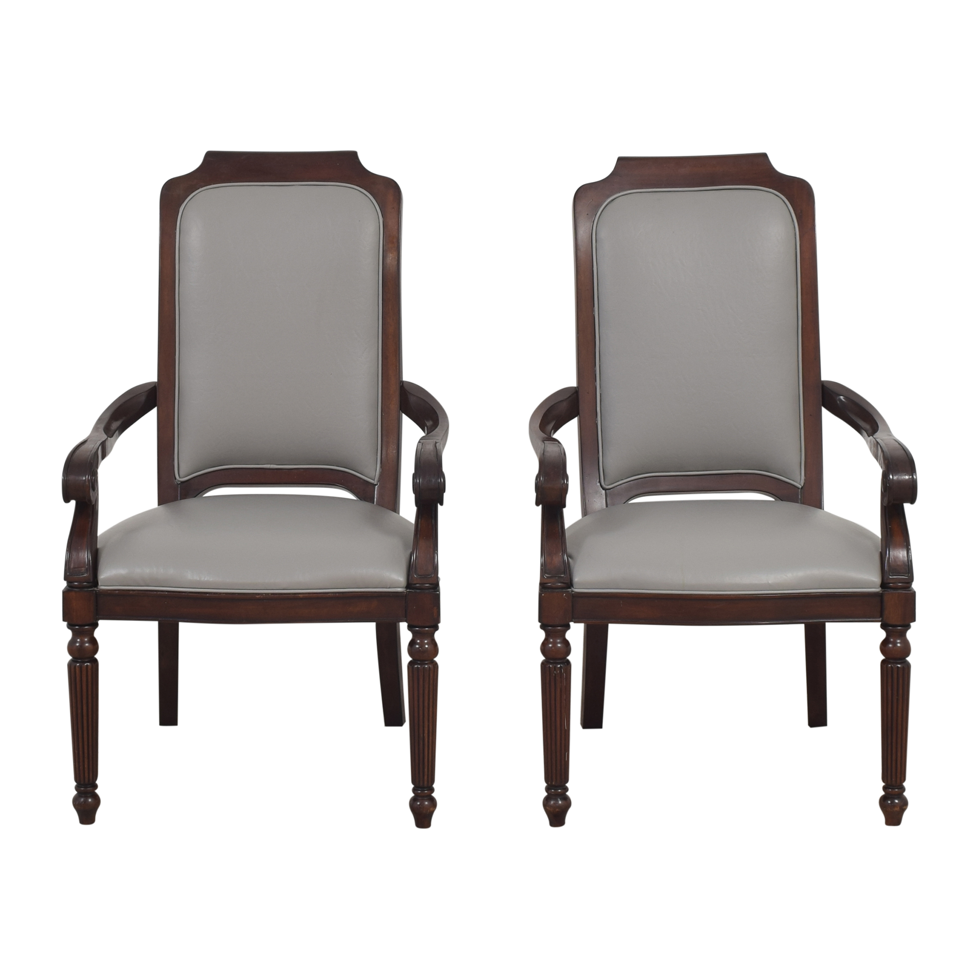 Drexel Heritage Drexel Heritage British Accents Dining Arm Chairs Chairs