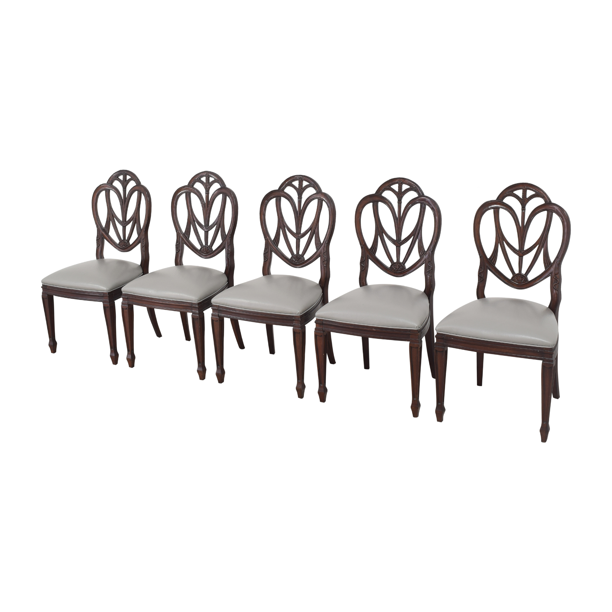 Drexel Heritage Drexel Heritage British Accents Dining Chairs Chairs