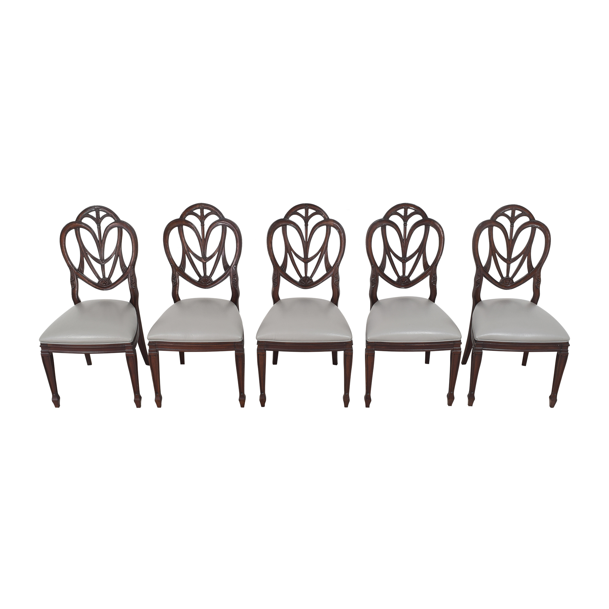 Drexel Heritage Drexel Heritage British Accents Dining Chairs Dining Chairs