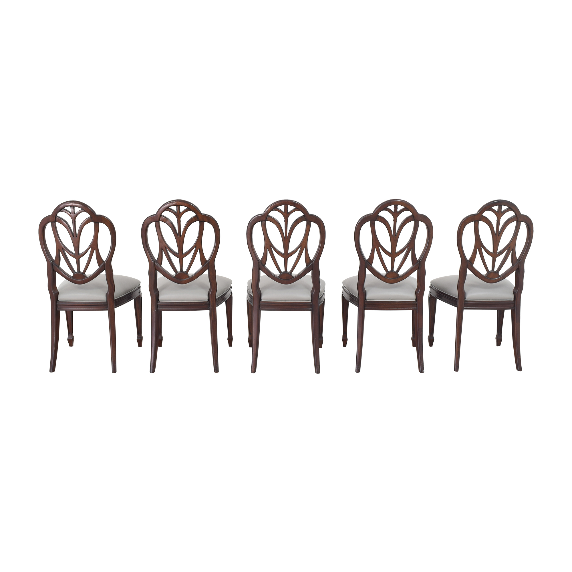 Drexel Heritage Drexel Heritage British Accents Dining Chairs pa