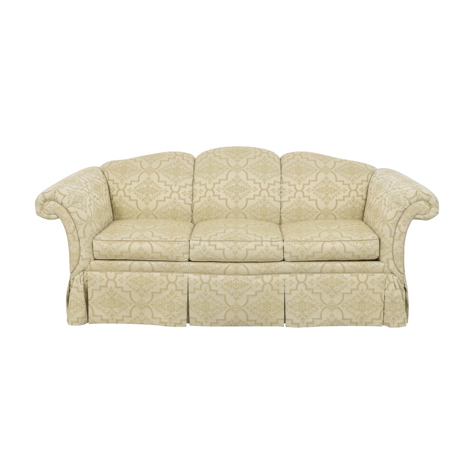 Charles Stewart Company Camelback Sofa sale