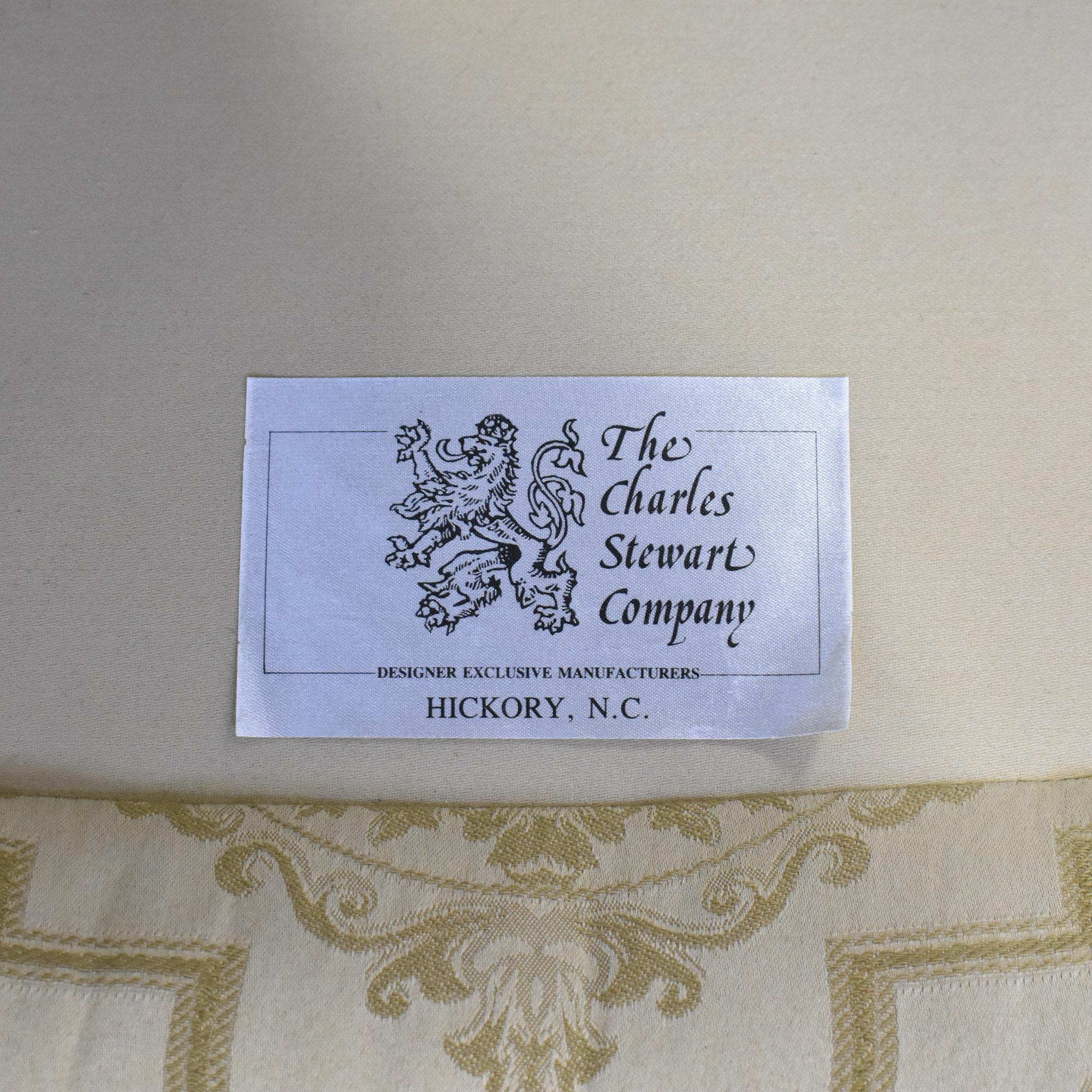 Charles Stewart Company Charles Stewart Company Camelback Sofa nj